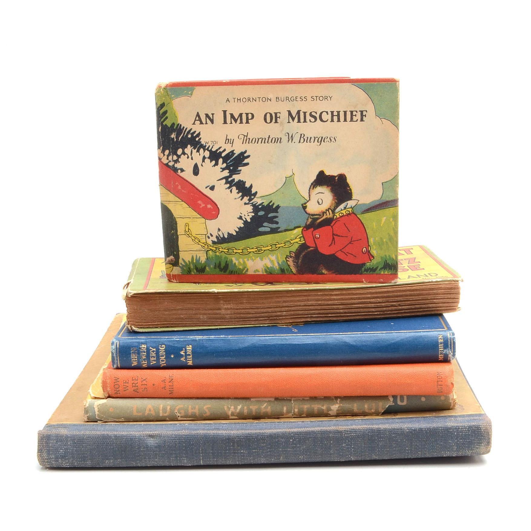 Vintage Children's Book Group