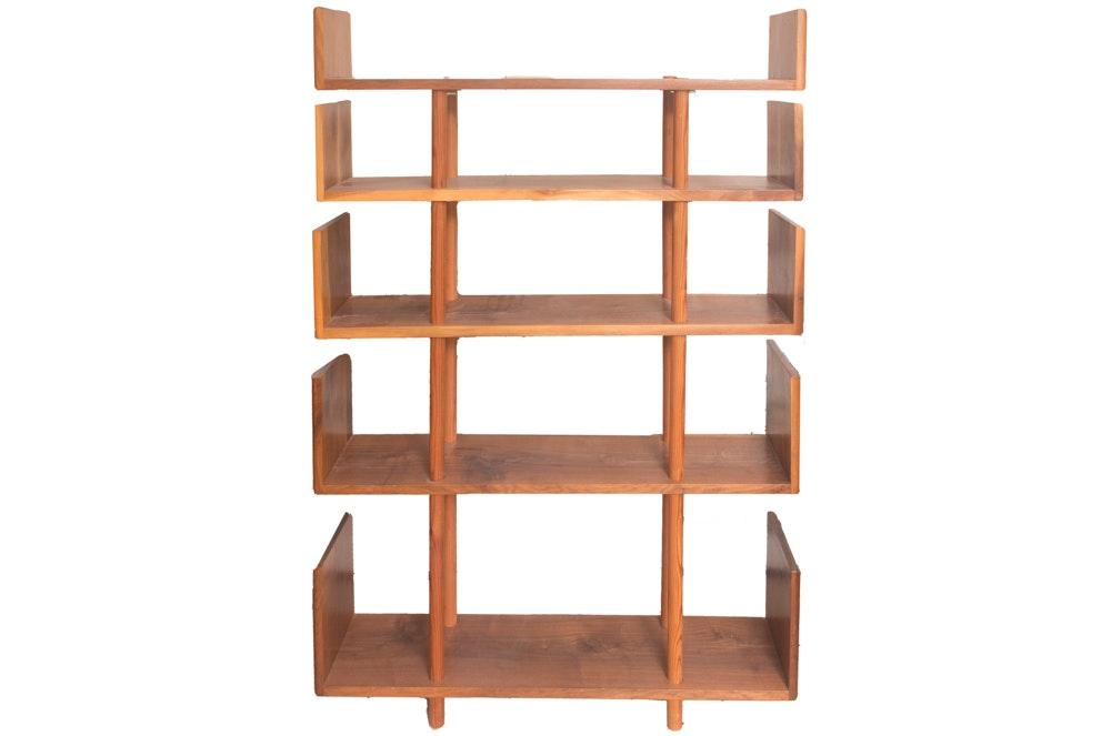 Danish Modern Style Bookcase