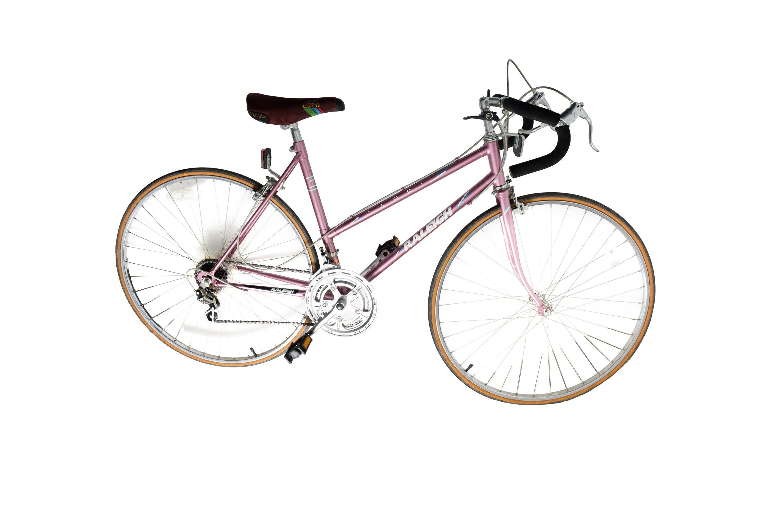"""Vintage Raleigh """"Capri"""" Road Bicycle"""