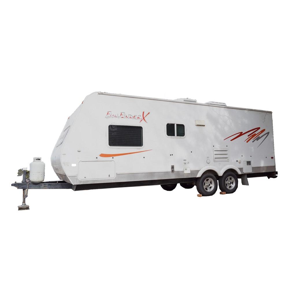 2007 Fun Finder X-240 Cruiser Travel Trailer