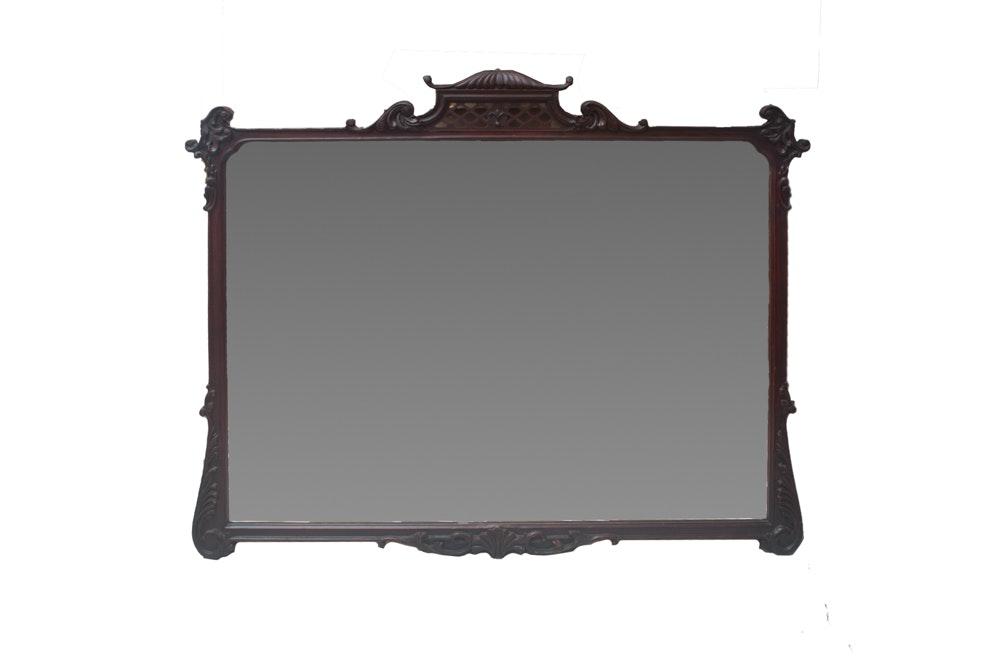 Ornate Hanging Wall Mirror
