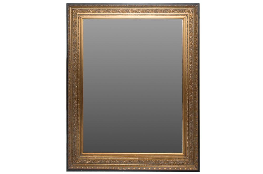 Gilt Wood Framed Mirror