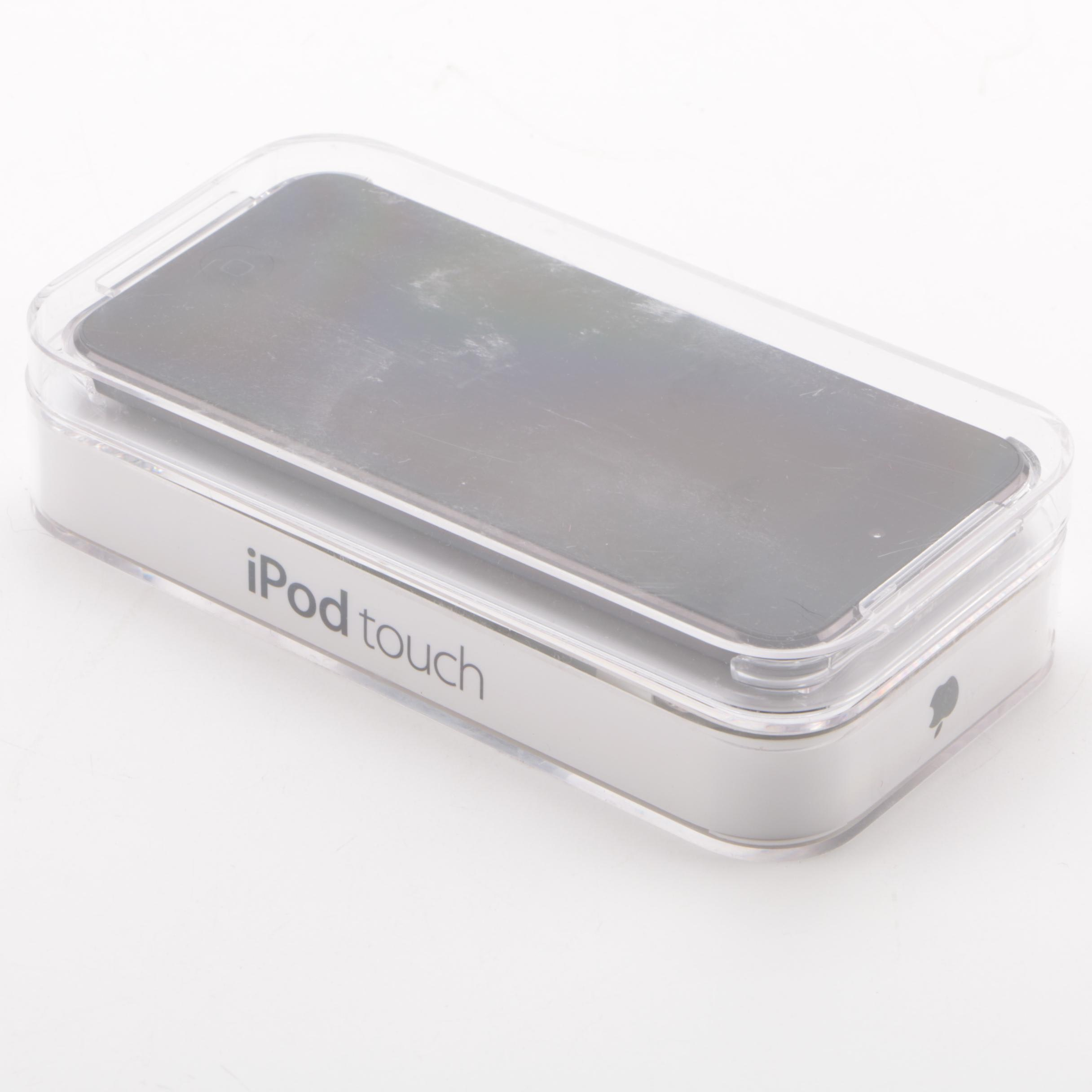 iPod Touch with Original Power Cord and Packaging