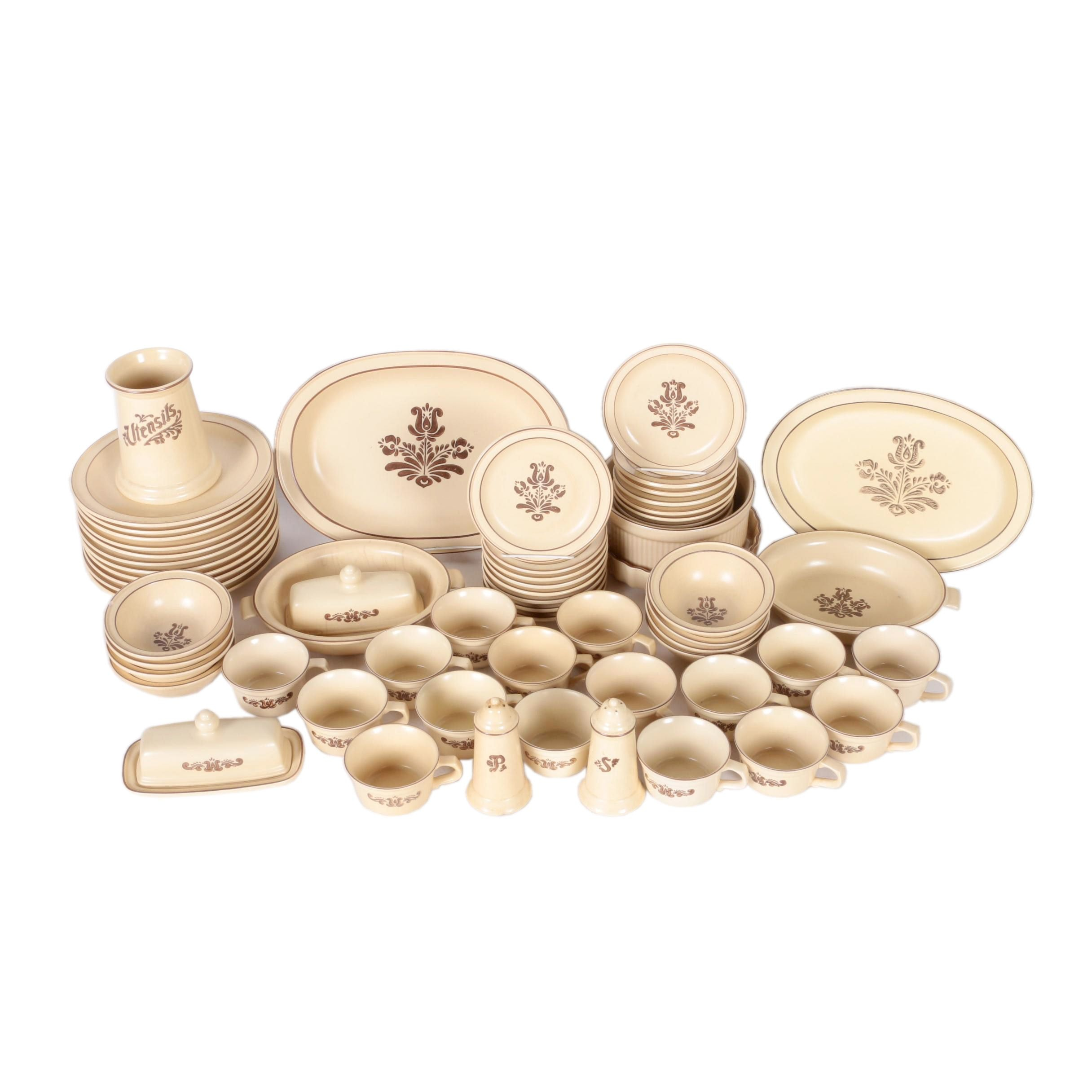 "Pfaltzgraff ""Village"" Dishware"