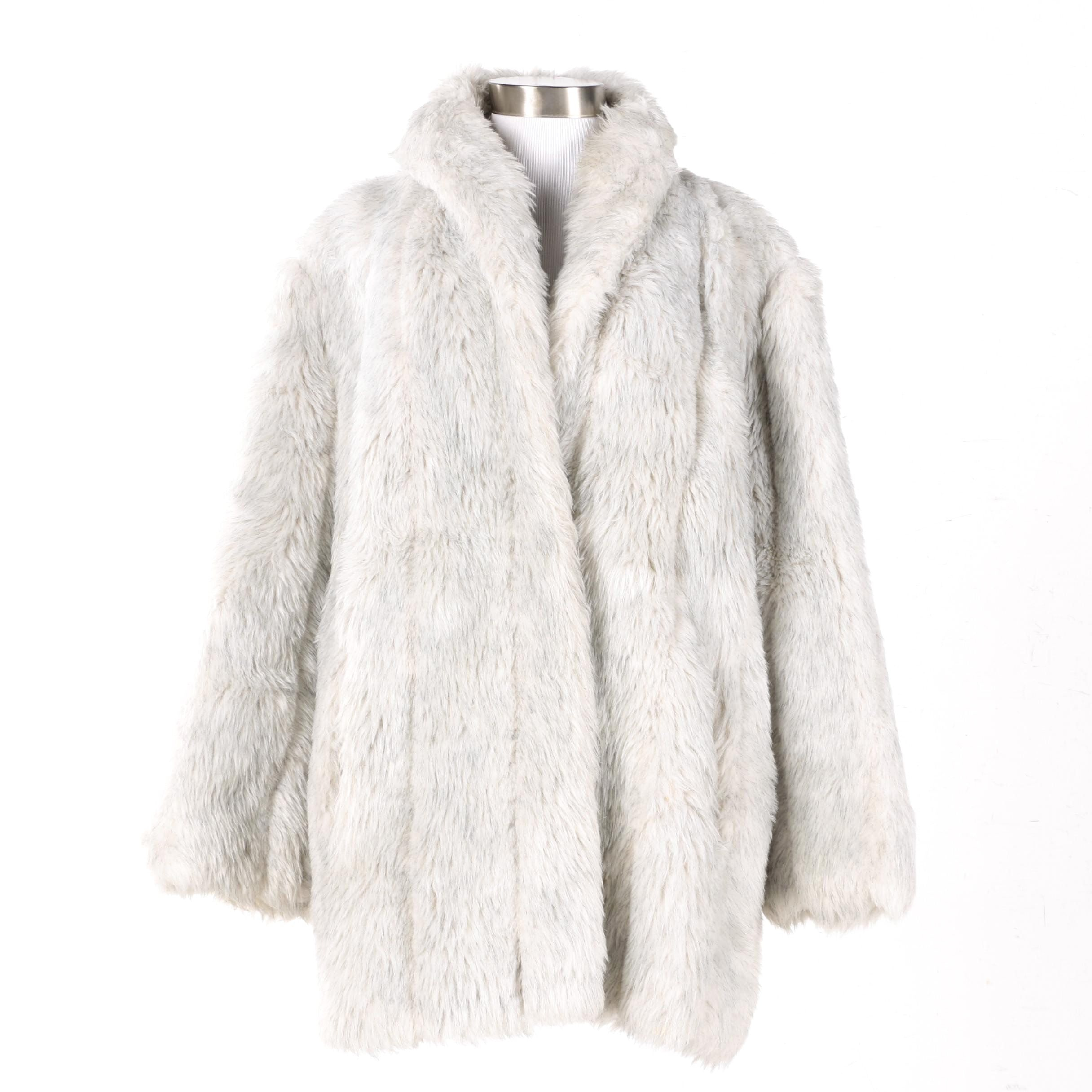 Blair Faux Fur Coat