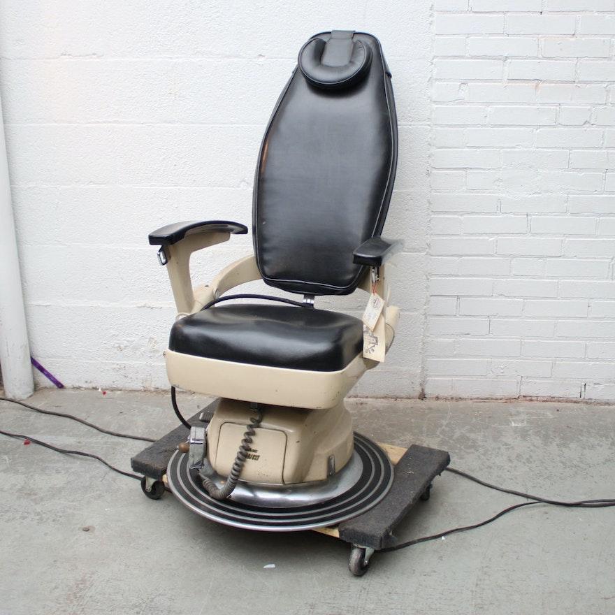 Vintage Dynadjust Ritter Dental Chair ... - Vintage Dynadjust Ritter Dental Chair : EBTH