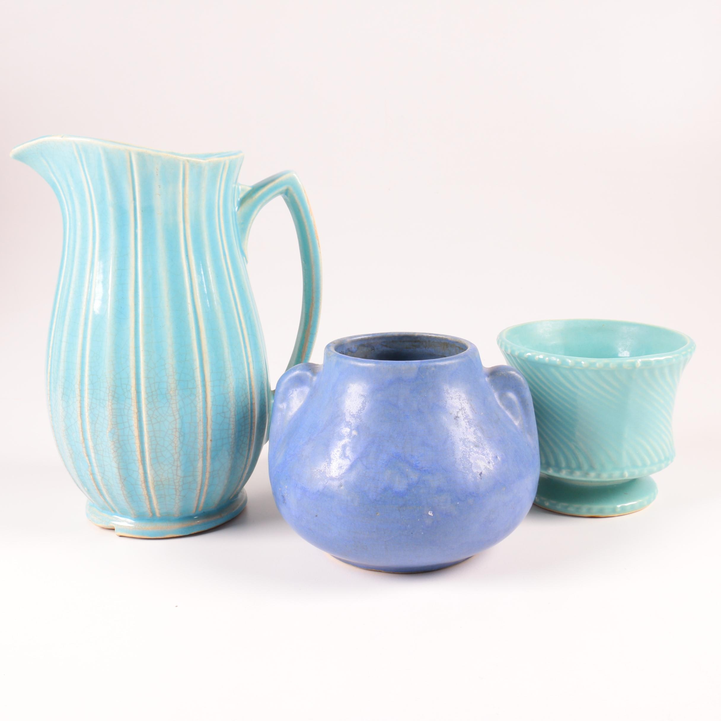 Stoneware Vessels Featuring McCoy