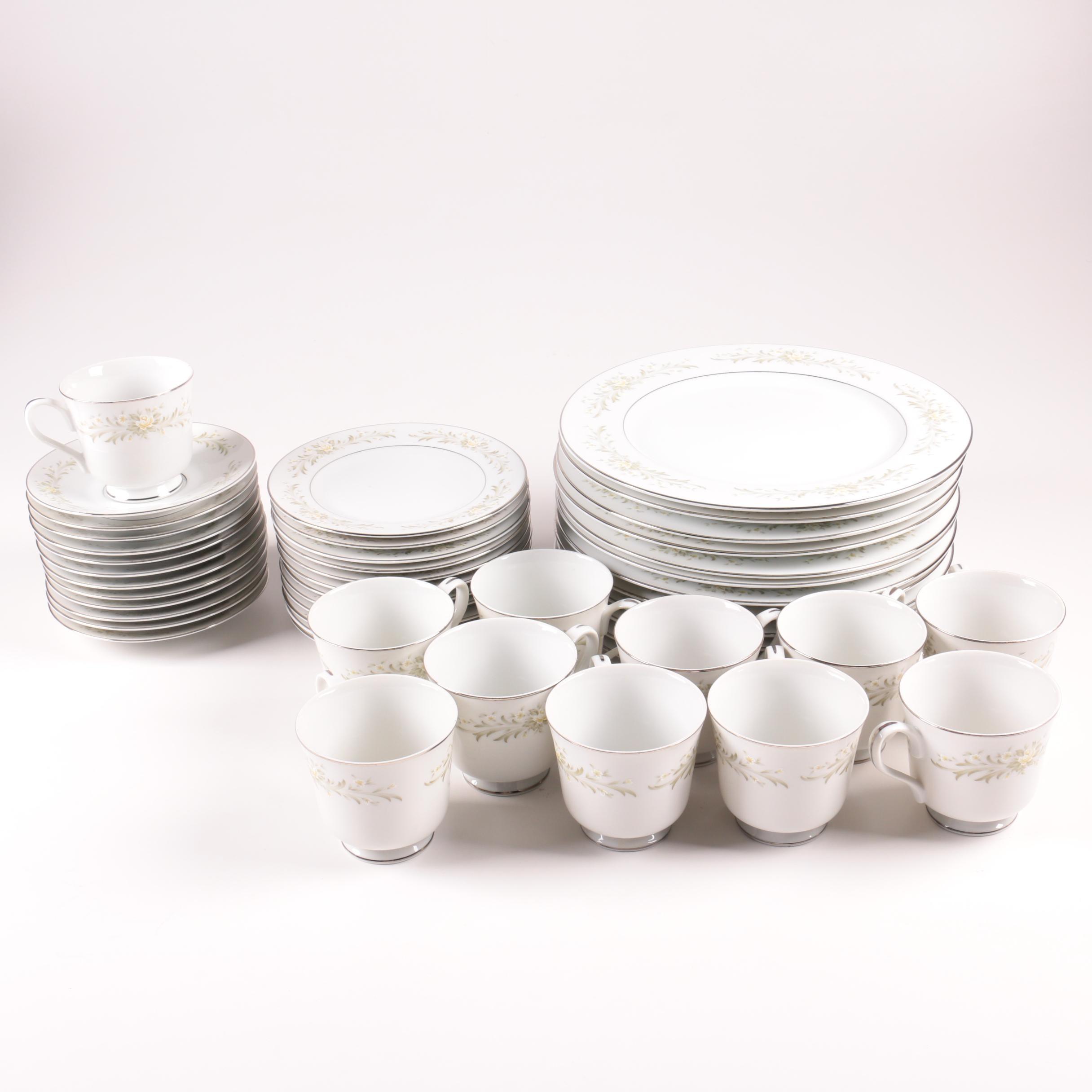 "Grace Fine China ""Rhapsody"" Porcelain Tableware"