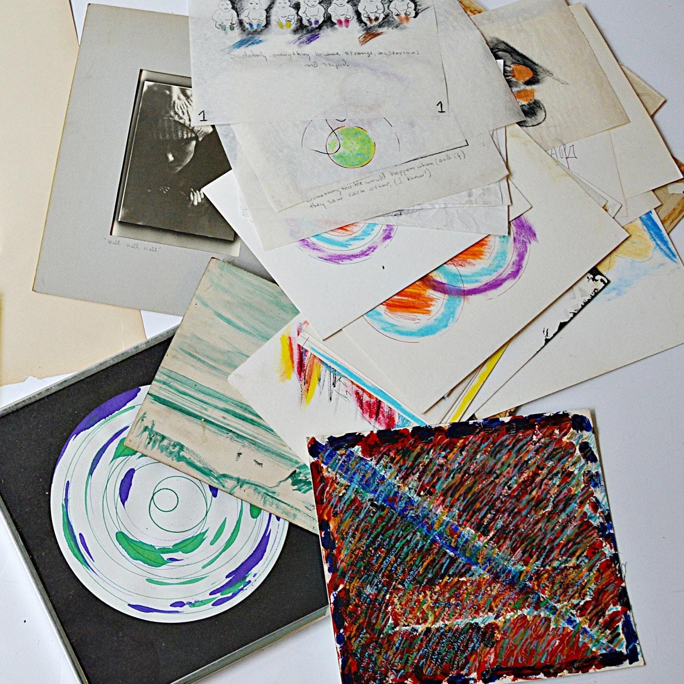 Collection of Contemporary Art, Photograph, Hopkins Litho