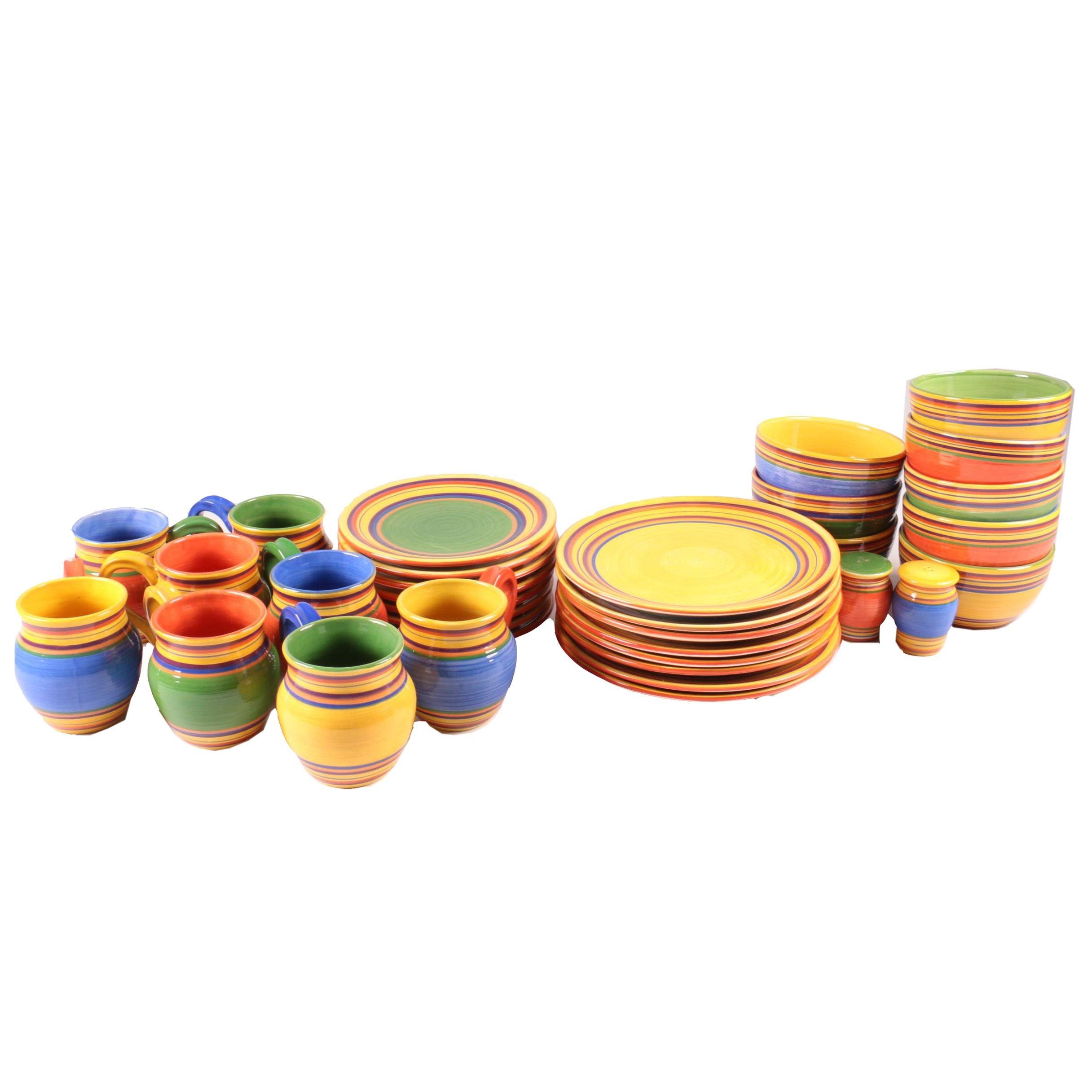 Pacific Rim Stoneware Tableware
