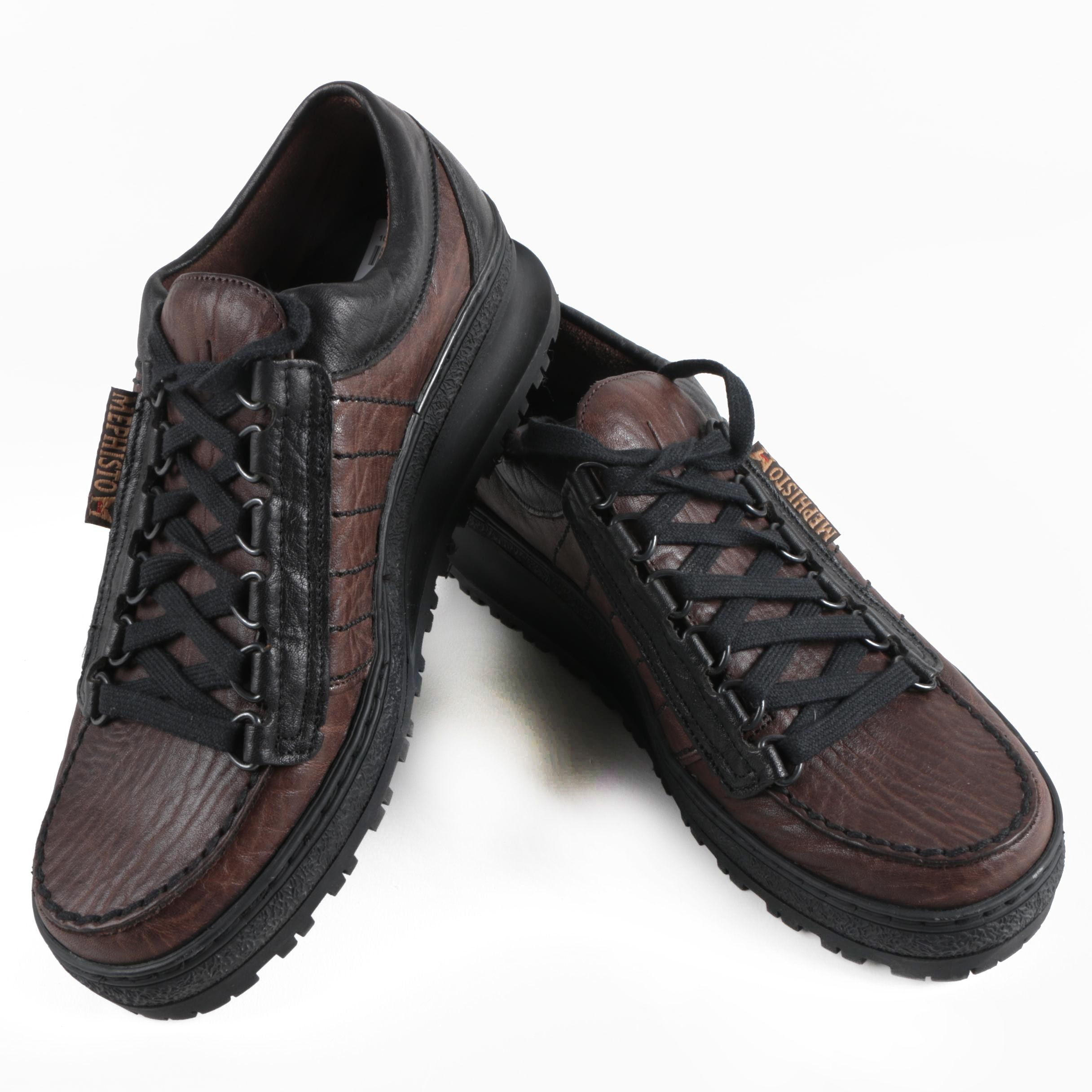 Mephisto Jumper Choix Leather Shoes