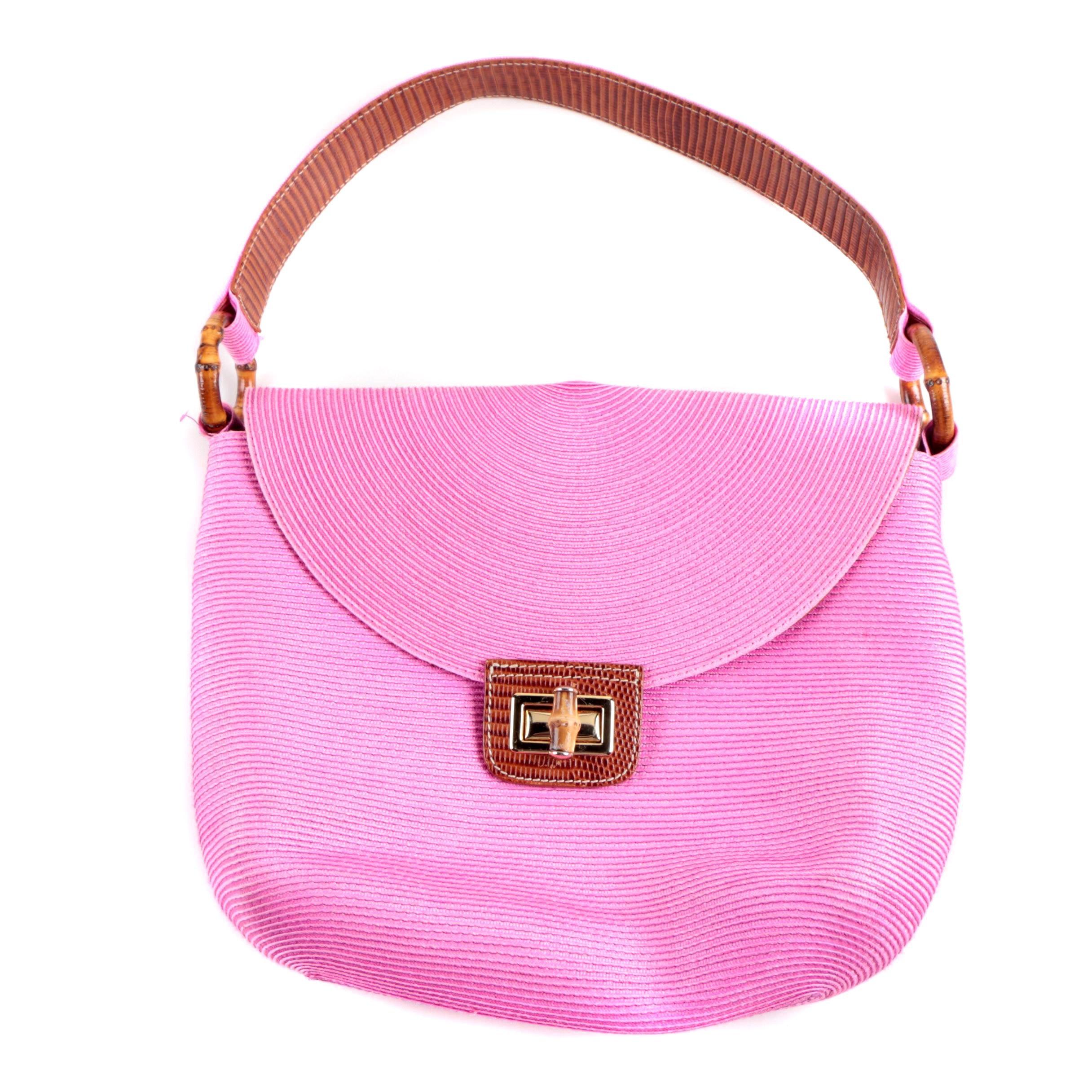 Eric Javits New York Squishee Handbag