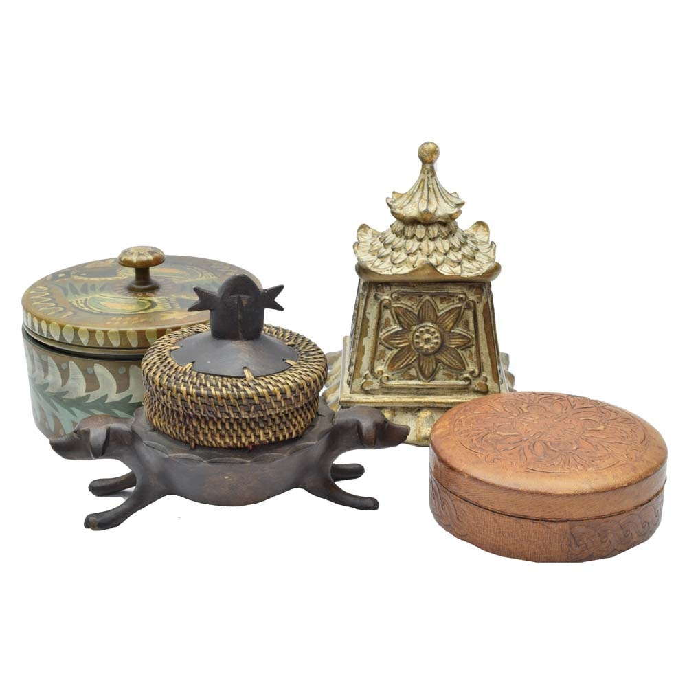 Decorative Trinket Boxes