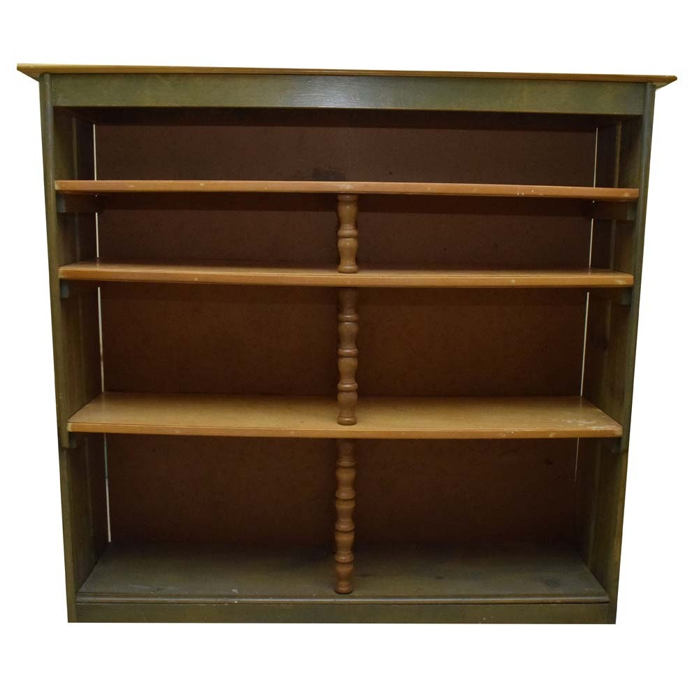 Early American Style Bookcase