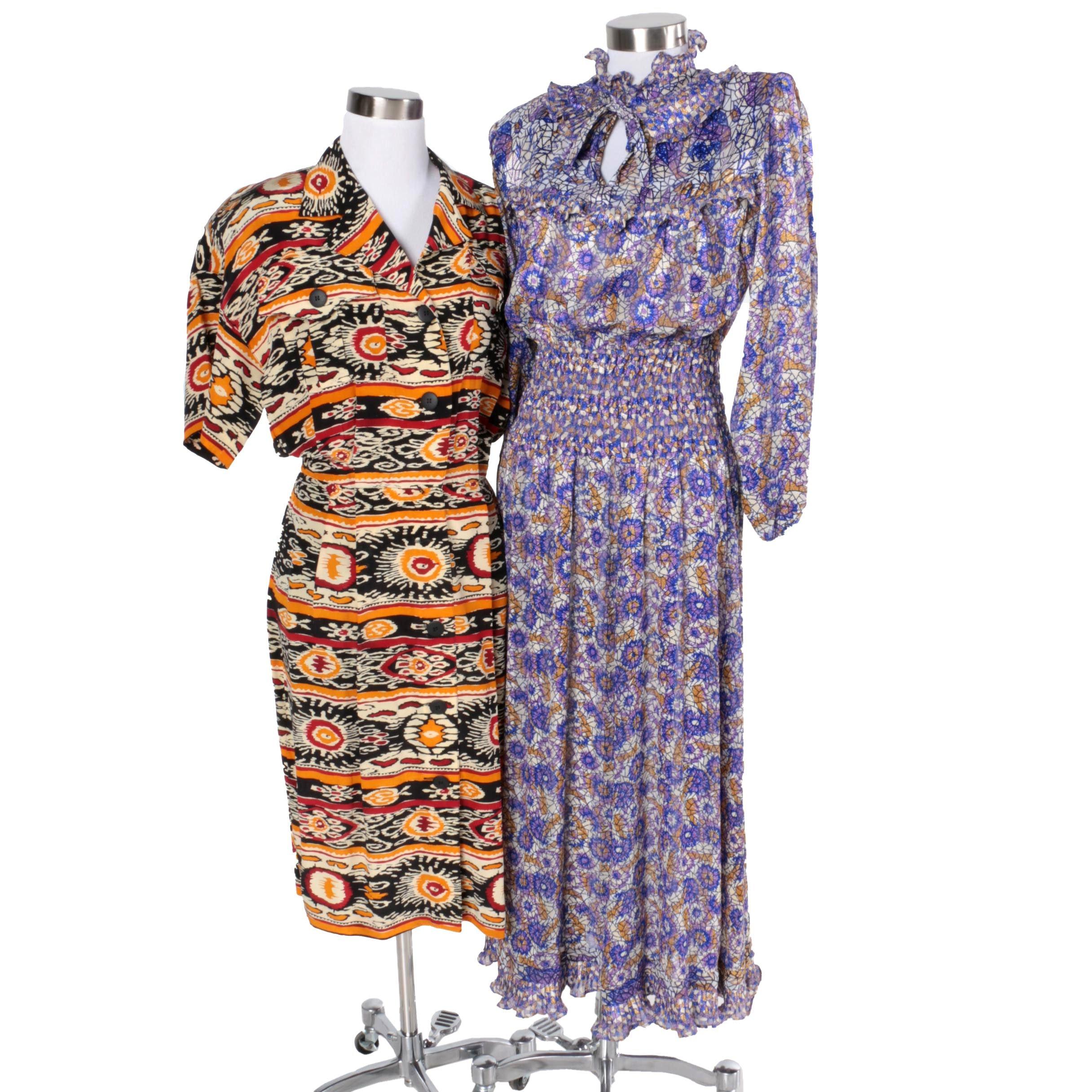 Women's Gillian and Mosaic Dresses