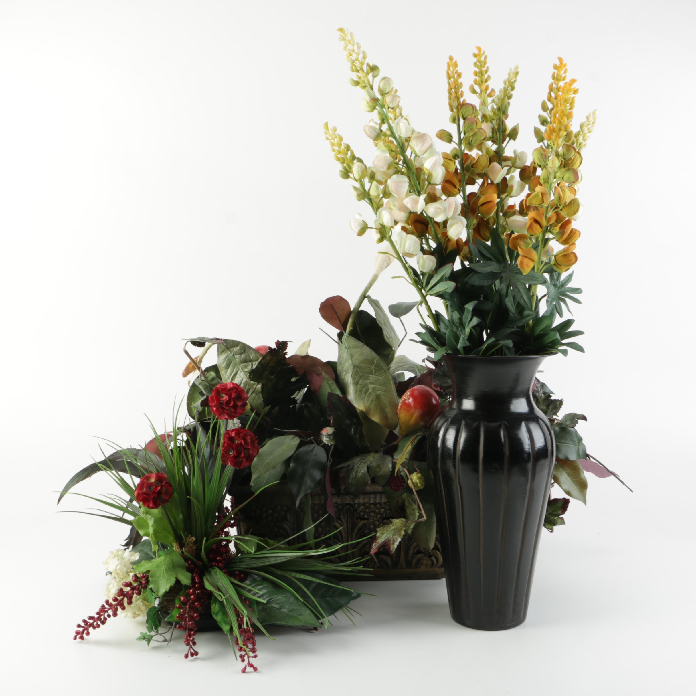 Floral Decor Assortment