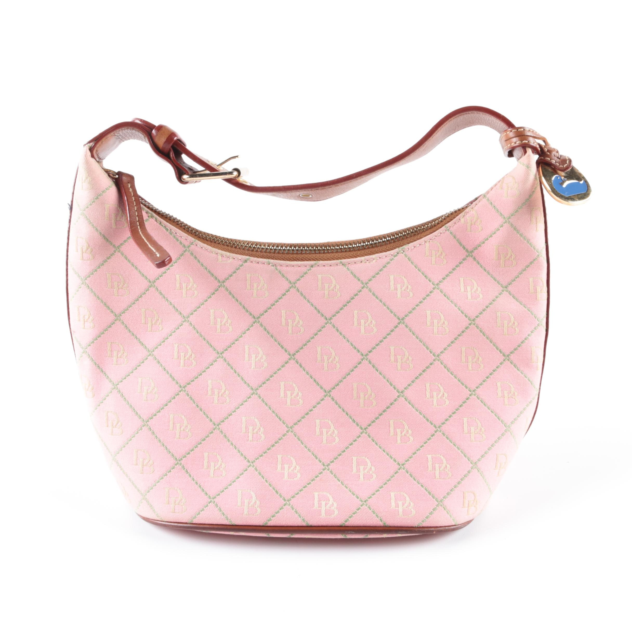 Dooney & Bourke DB Signature Hobo Bag