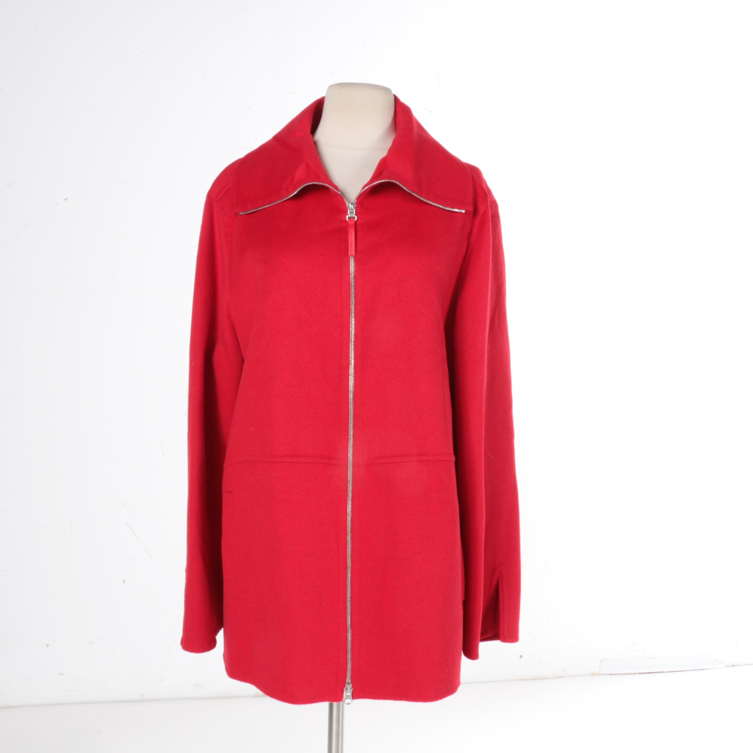 Women's Escada Sport Felted Wool Jacket
