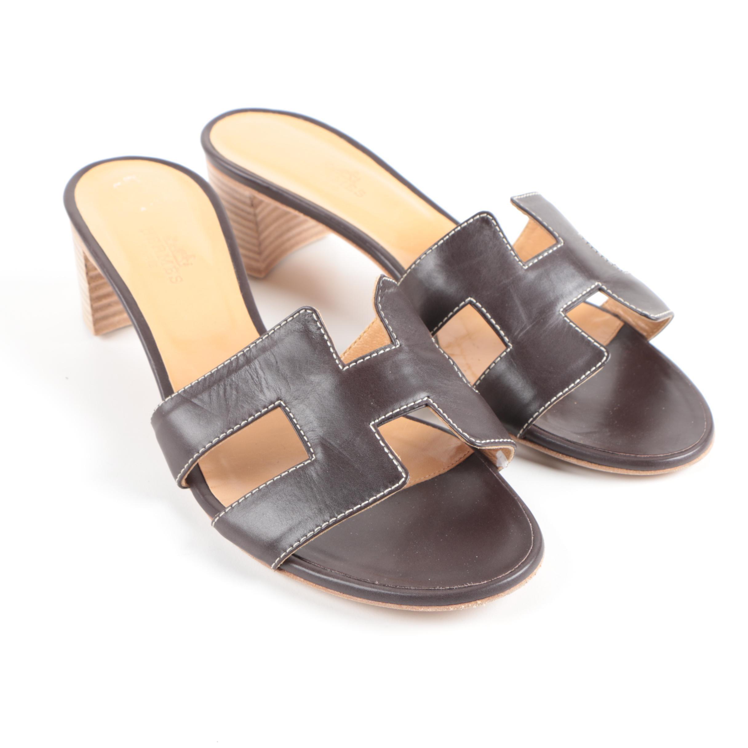 Hermès Oasis Sandals