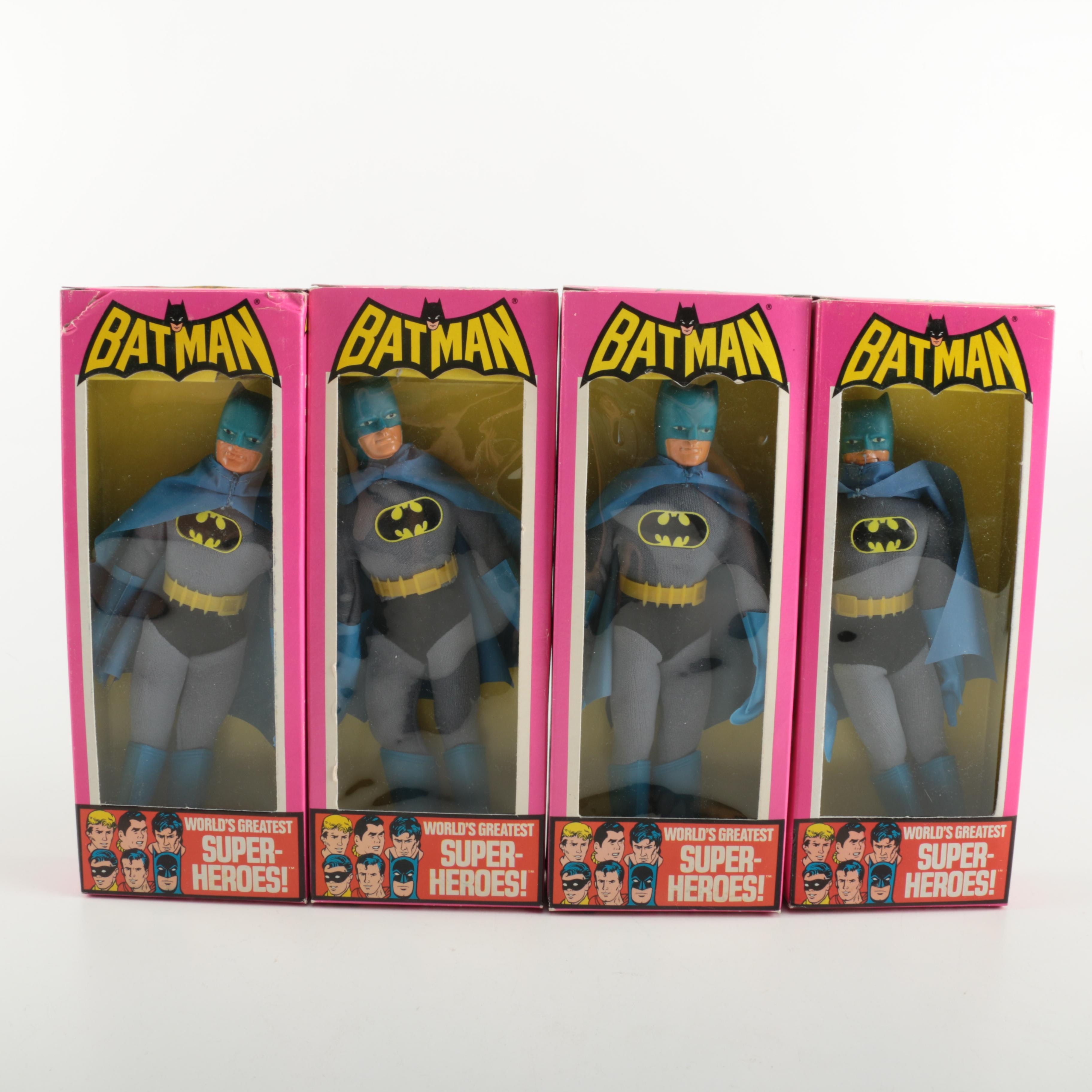 "1970s ""Batman"" Action Figures"