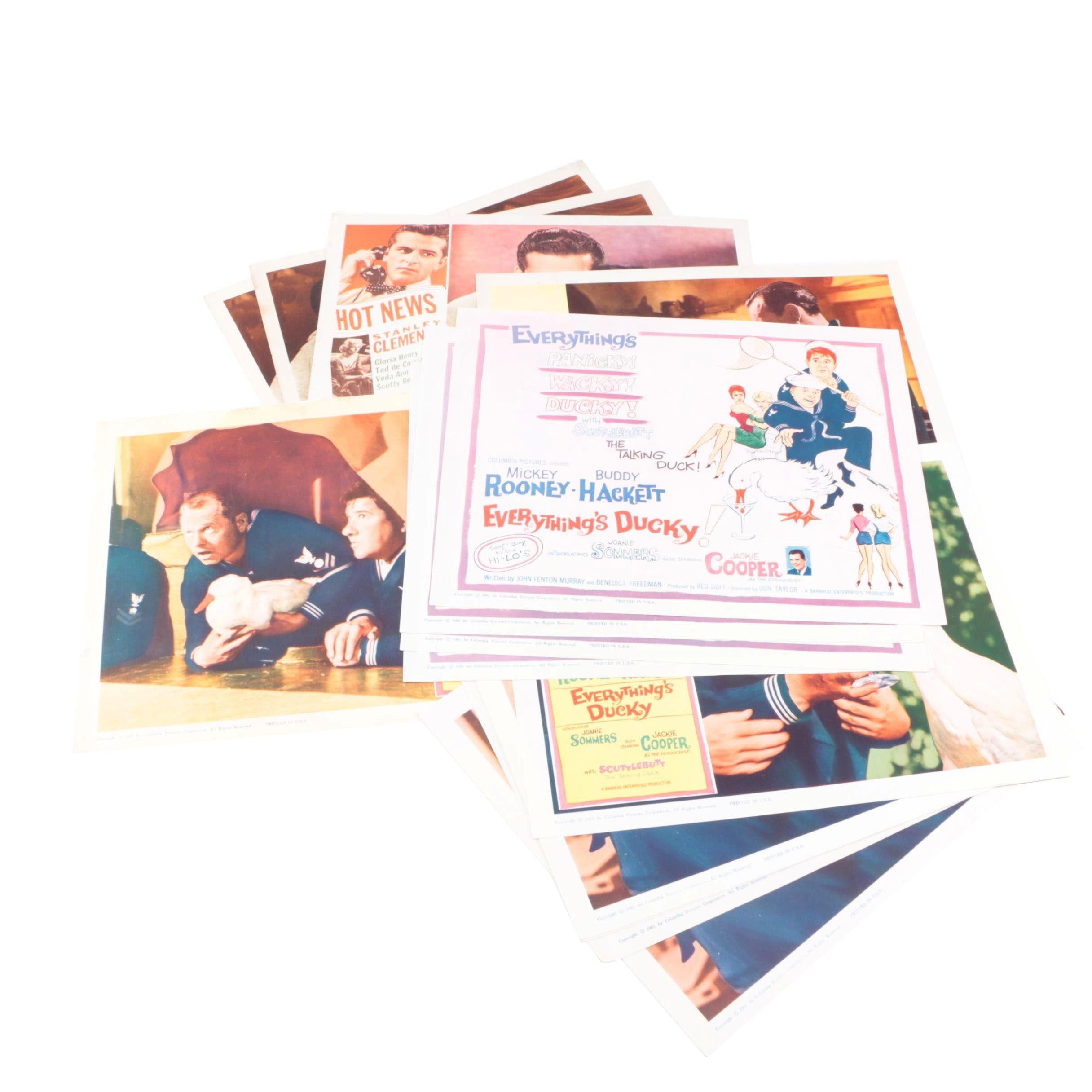 Vintage Lobby Cards