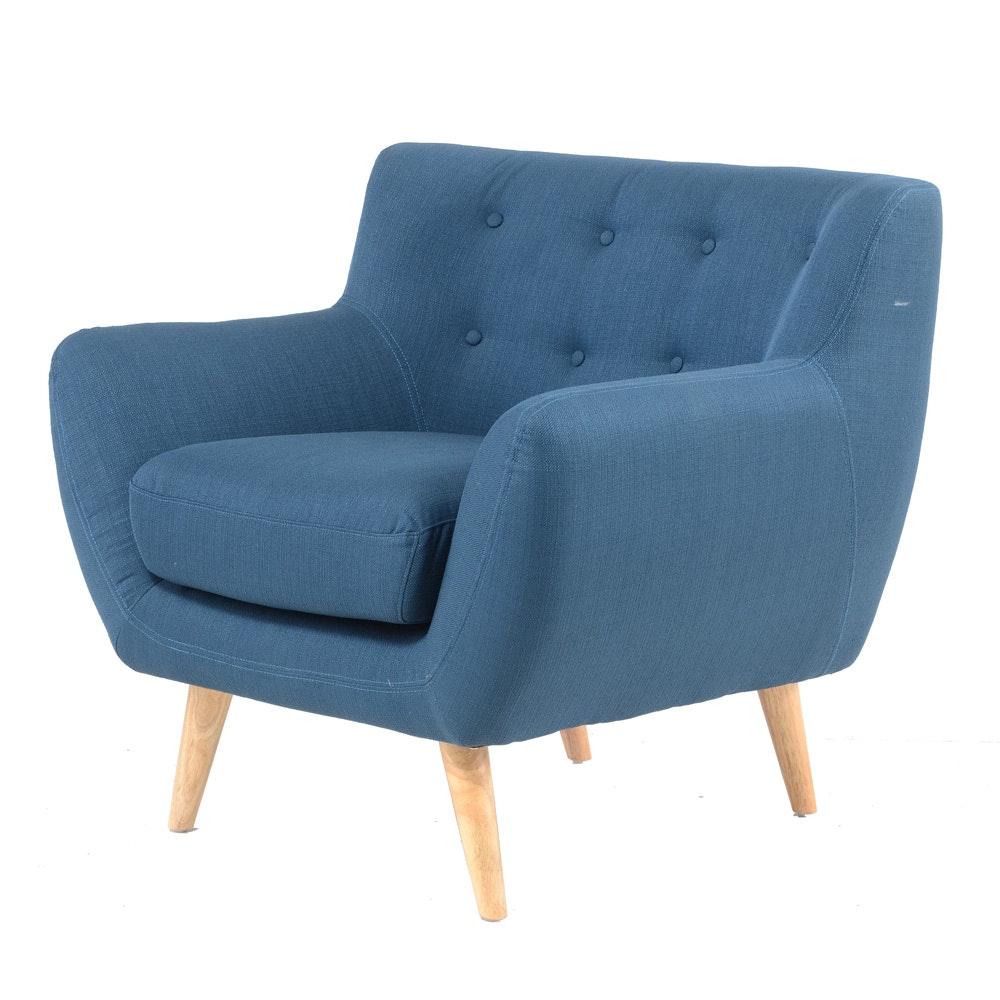 Mid Century Modern Style Armchair