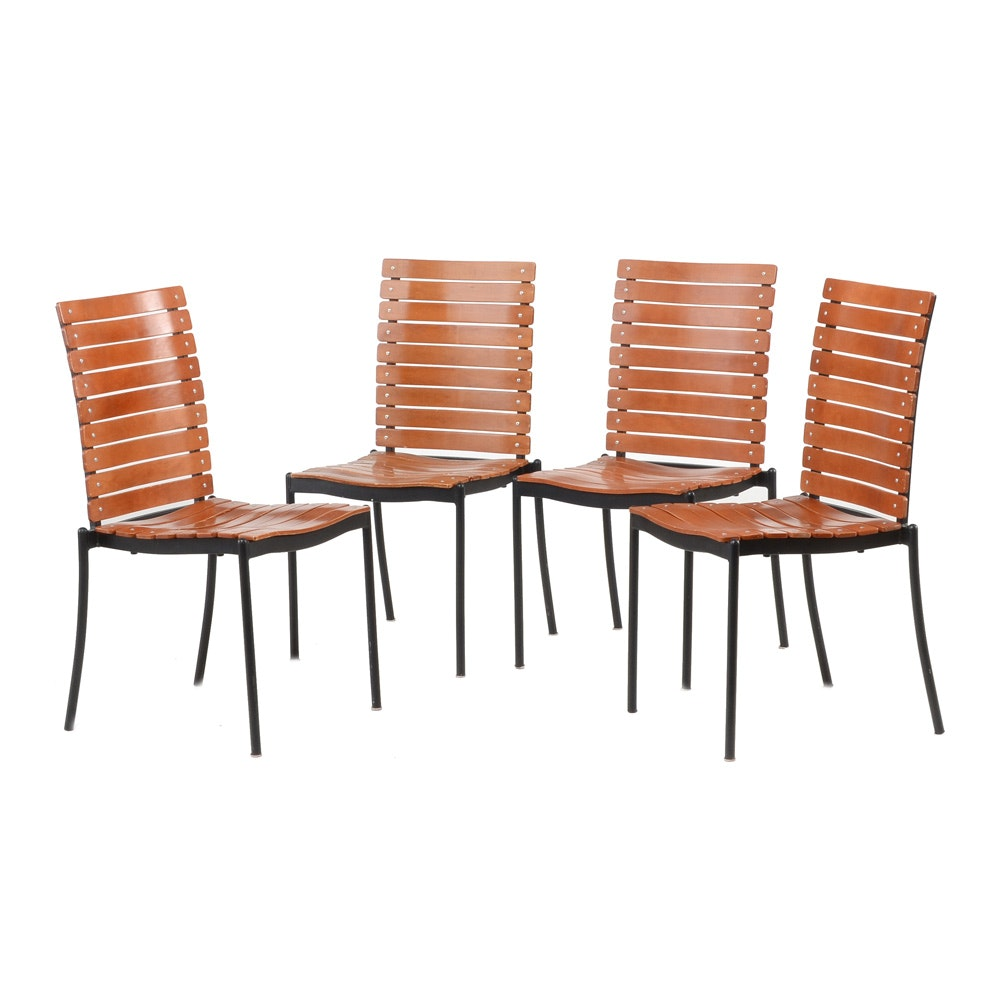 Set of Mid Century Modern Style Chairs