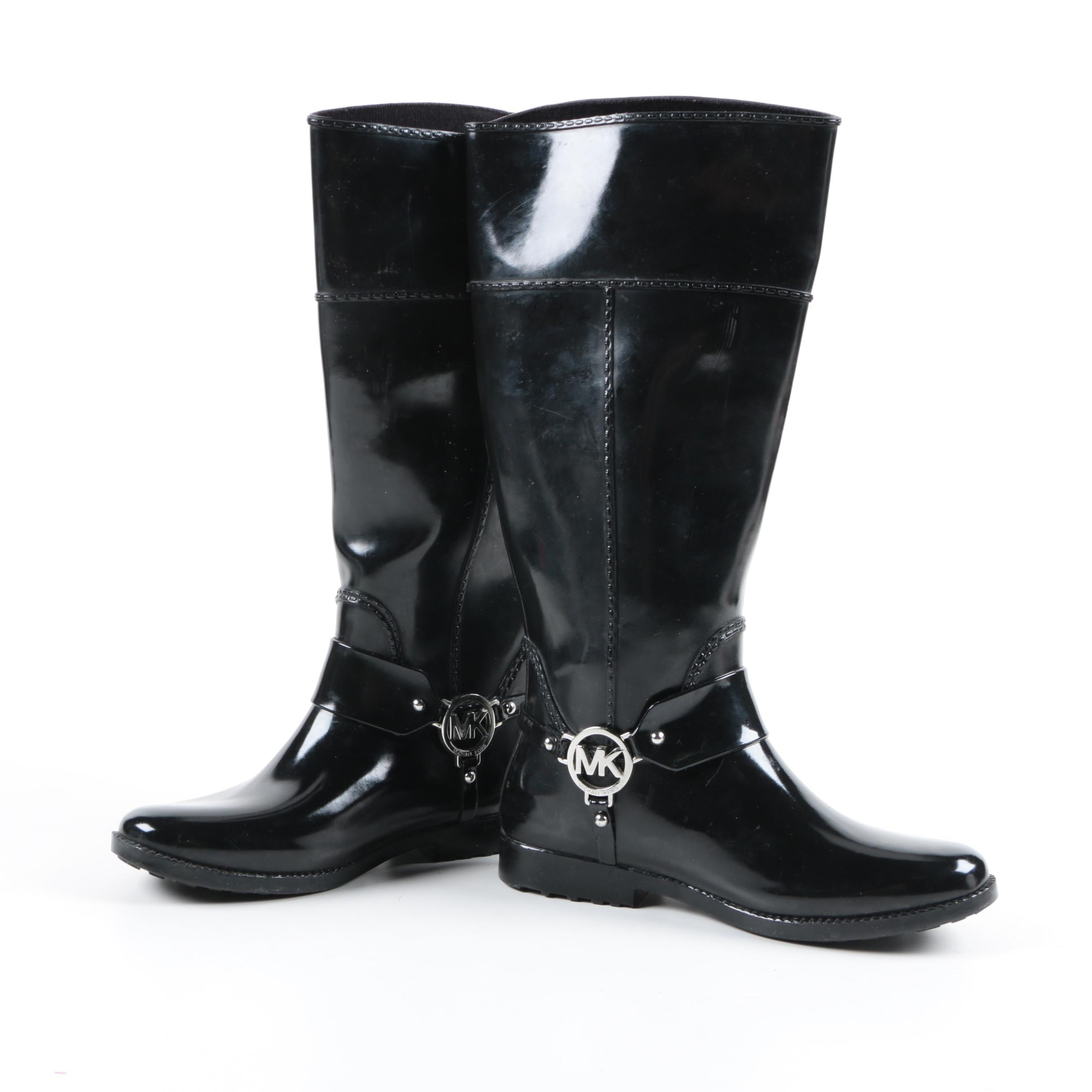 Michael by Micheal Kors Fulton Rainboots