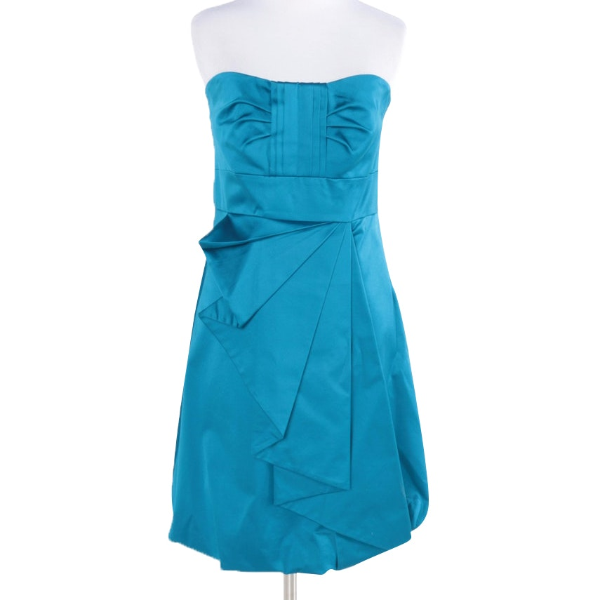 Karen Millen Strapless Cocktail Dress