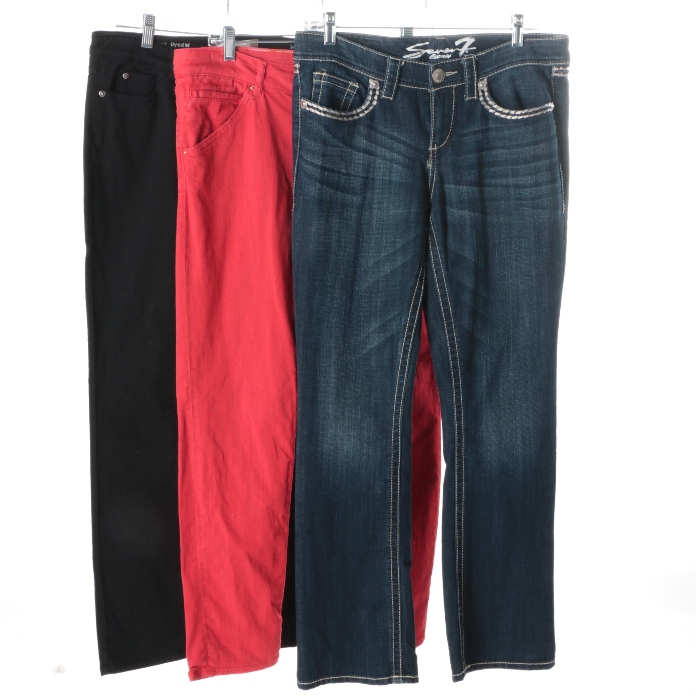 Women's Jeans Including M Missoni Denim