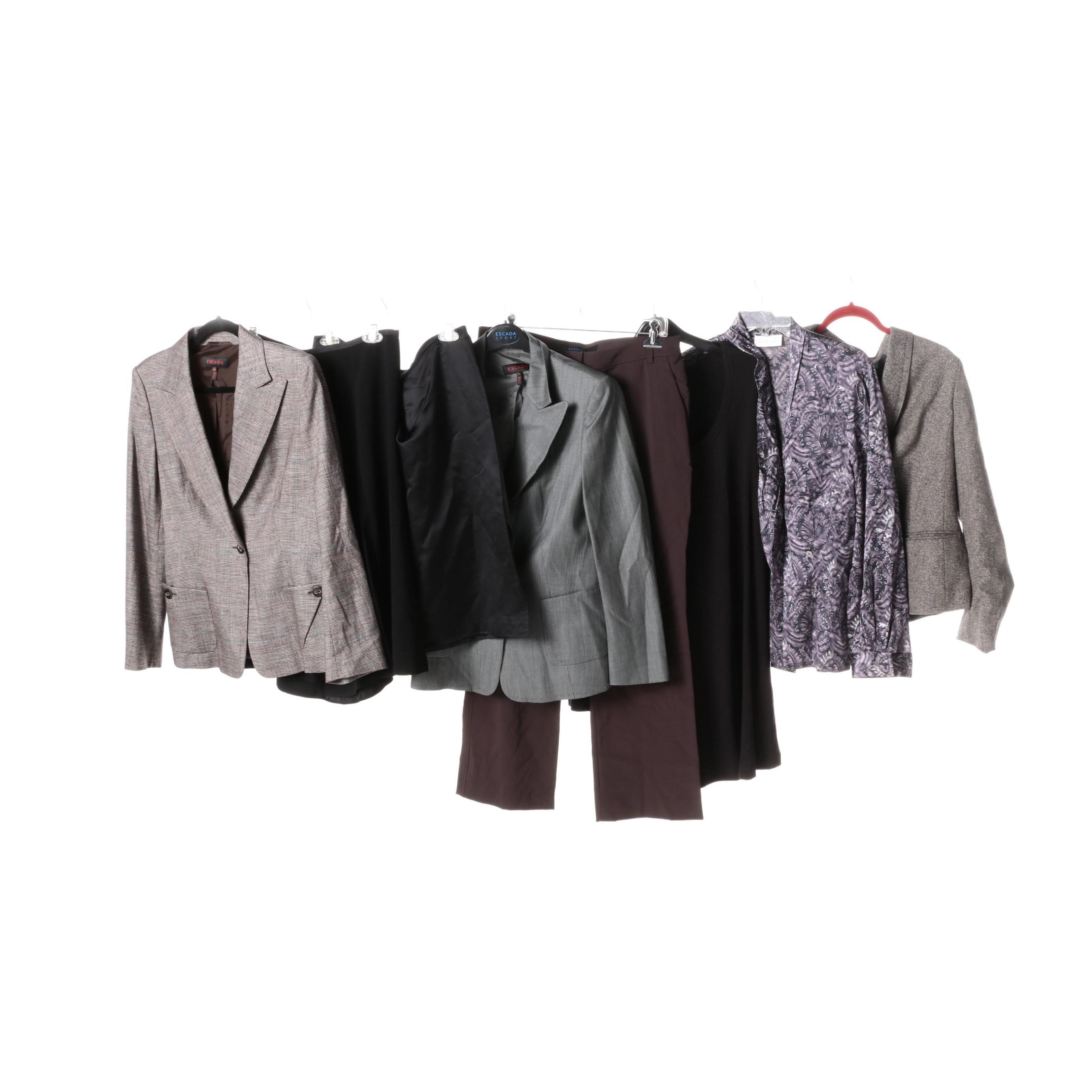 Women's Suiting Separates Featuring Escada