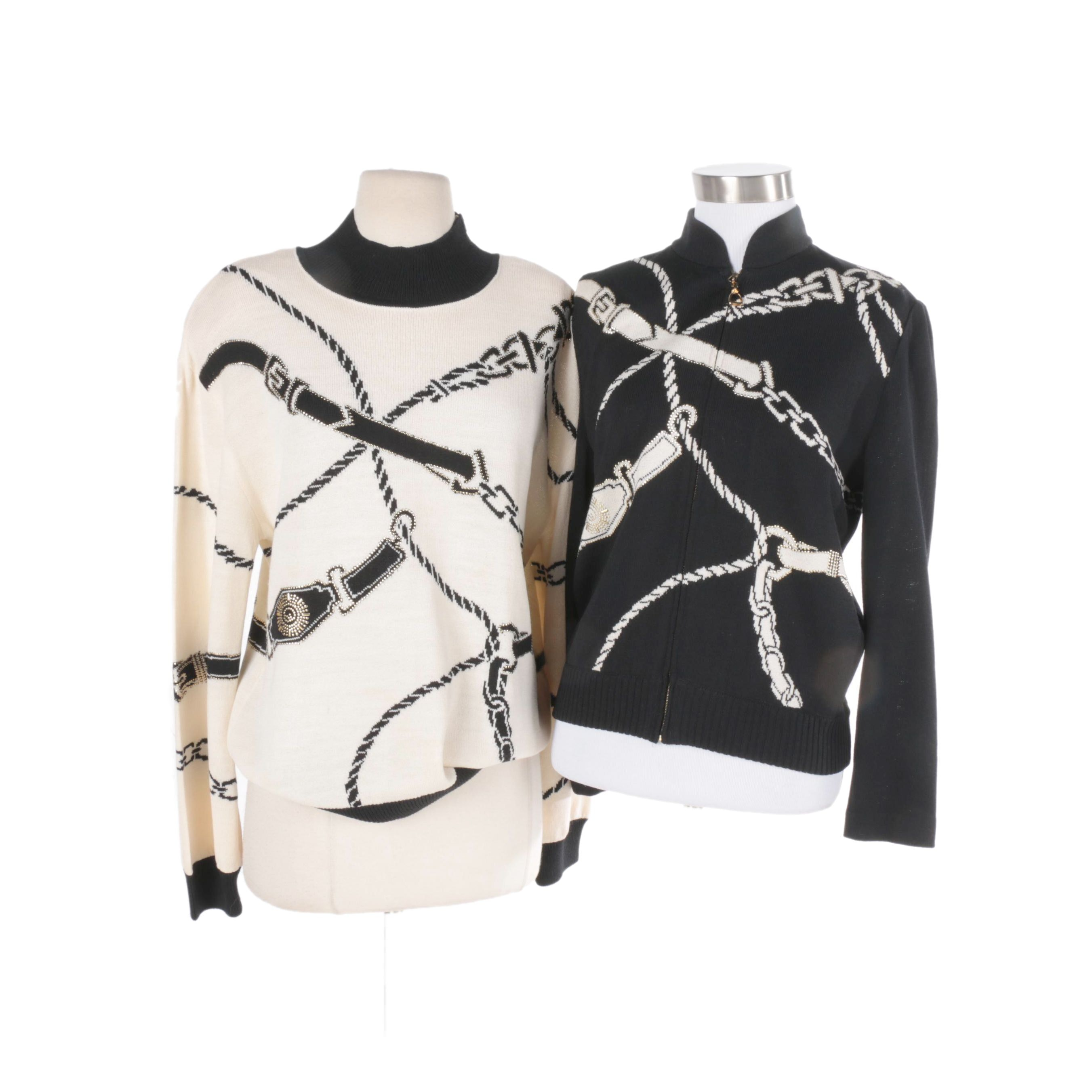 St. John Collection Sweaters