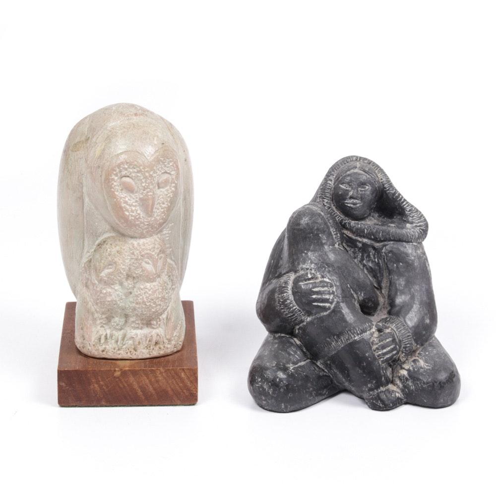 Soapstone Sculptures