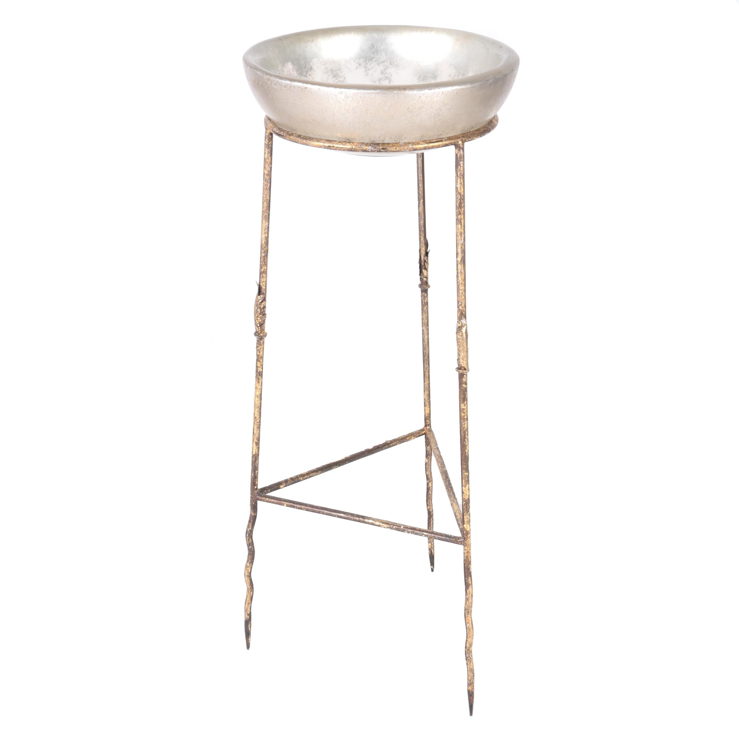 Empire Style Plant Stand with Planter