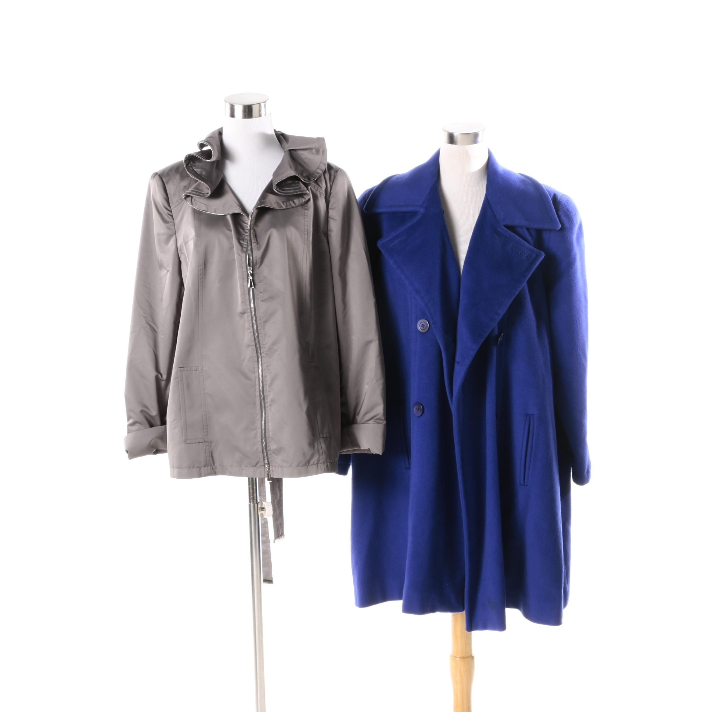 Women's Outerwear Including Escada