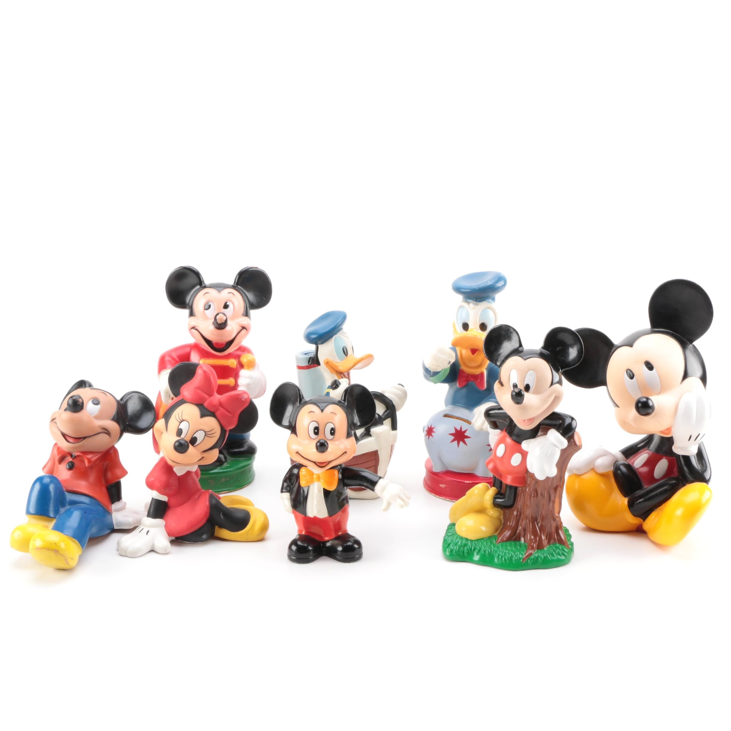 Mickey Mouse and Friends Disney Figurine Collection
