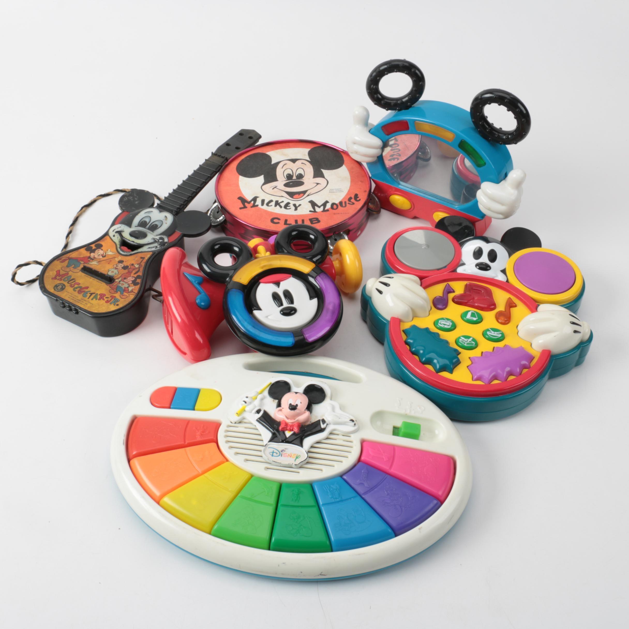 Disney Mickey Mouse Children's Toys