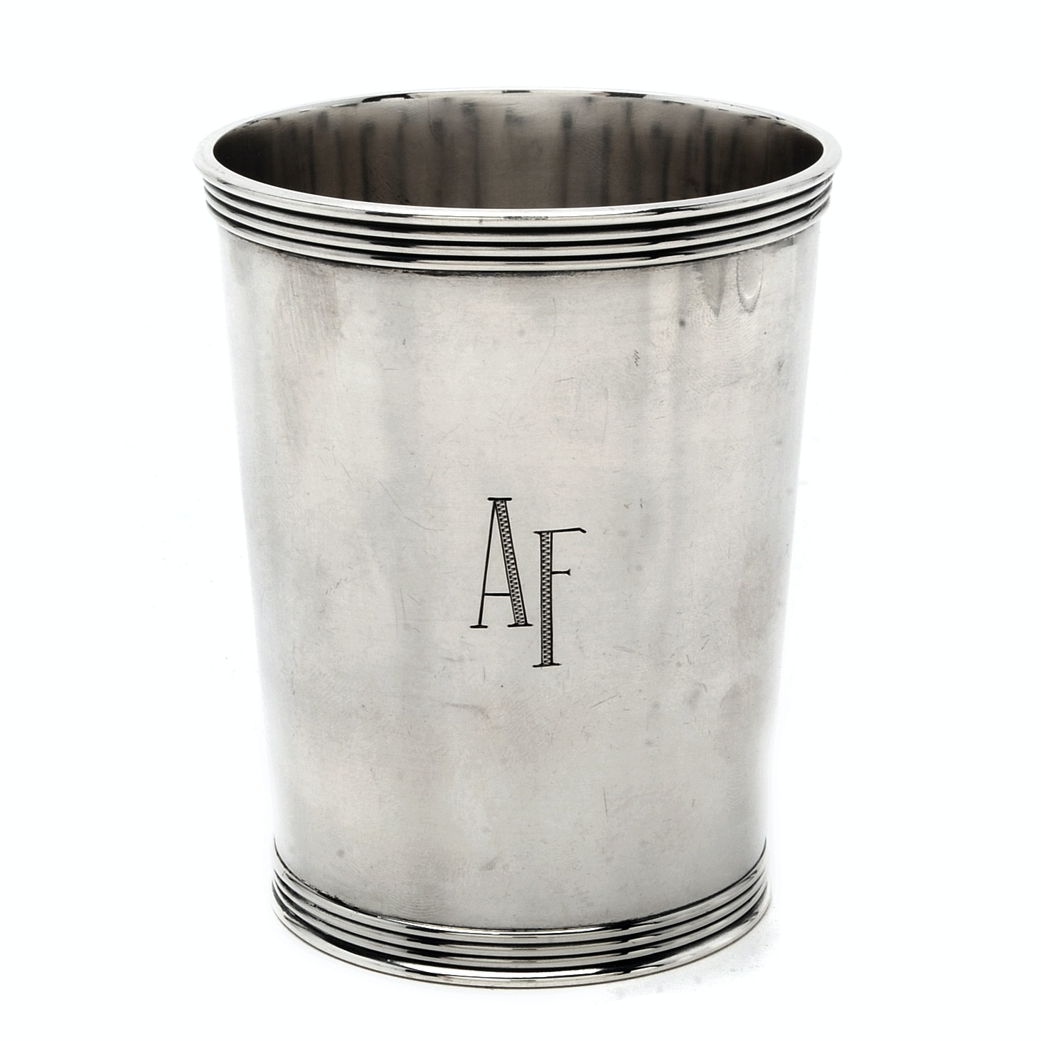 Brown Forman Sterling Silver Mint Julep Cup