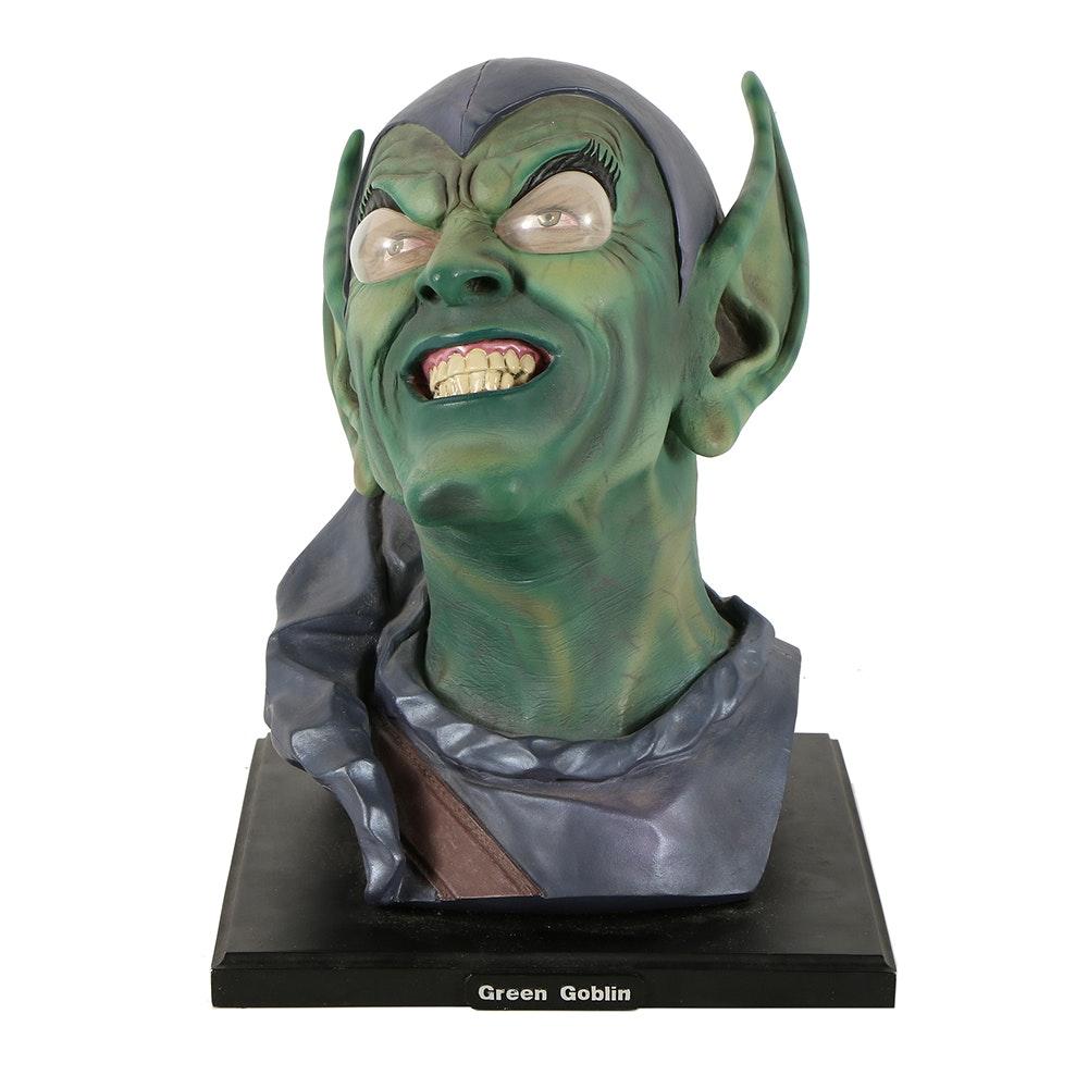 Marvel Limited Edition Green Goblin Resin Bust