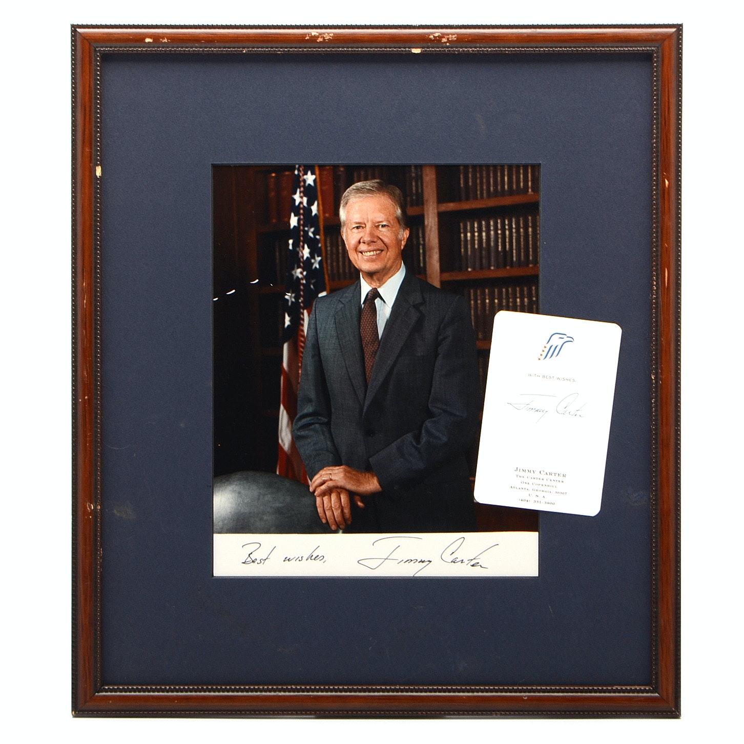 Jimmy Carter Display