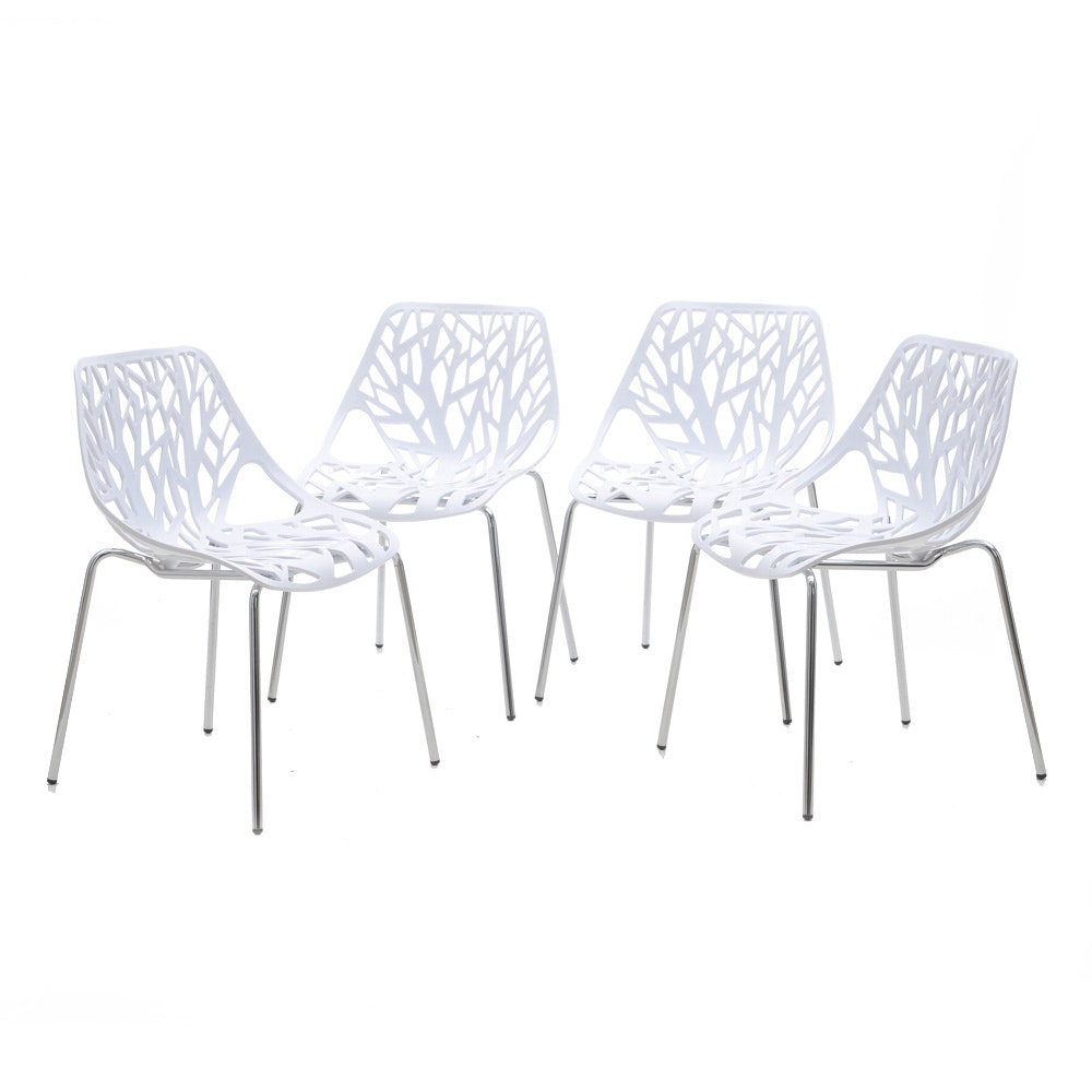 Collection of Modern Style Side Chairs