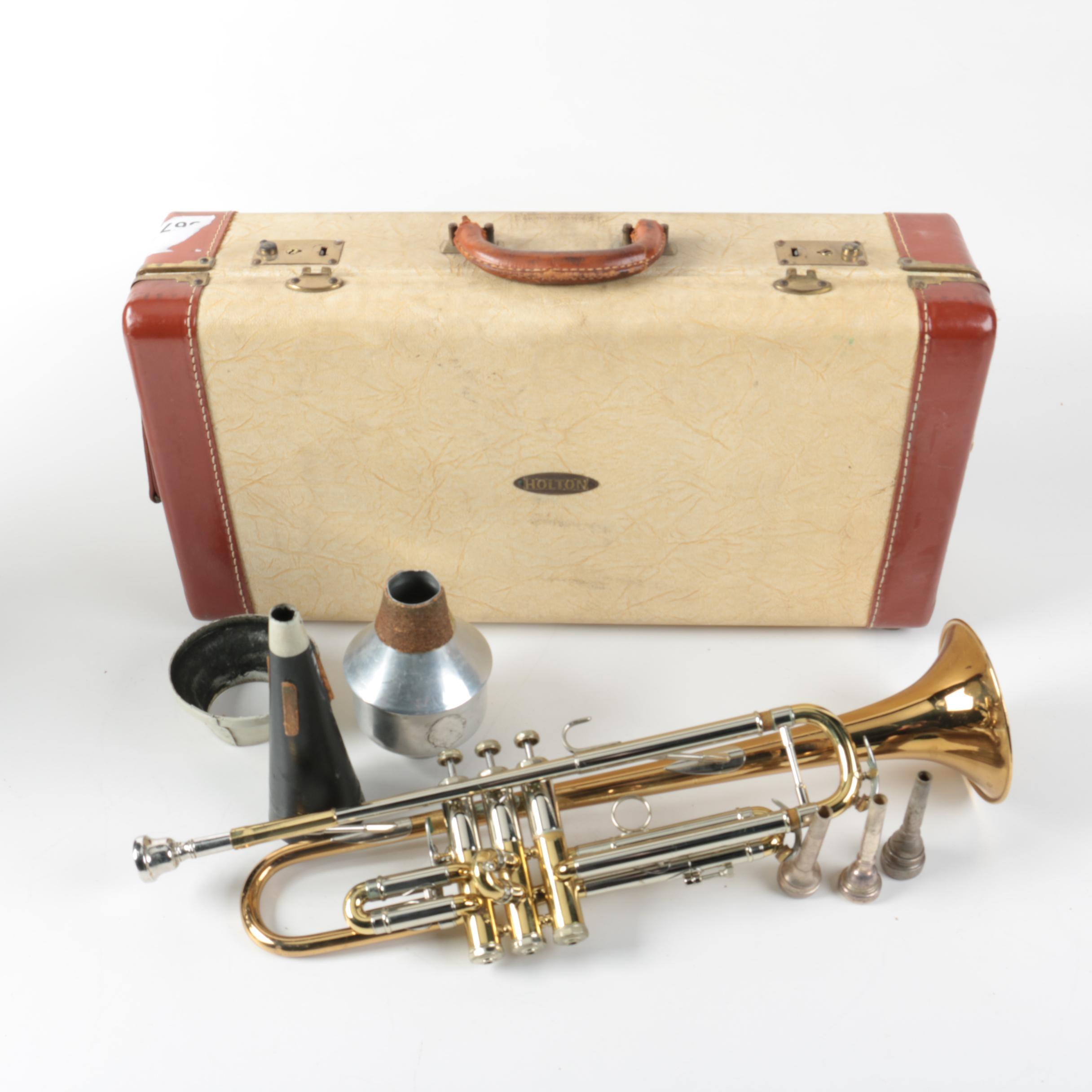 Holton Stratodyne Trumpet
