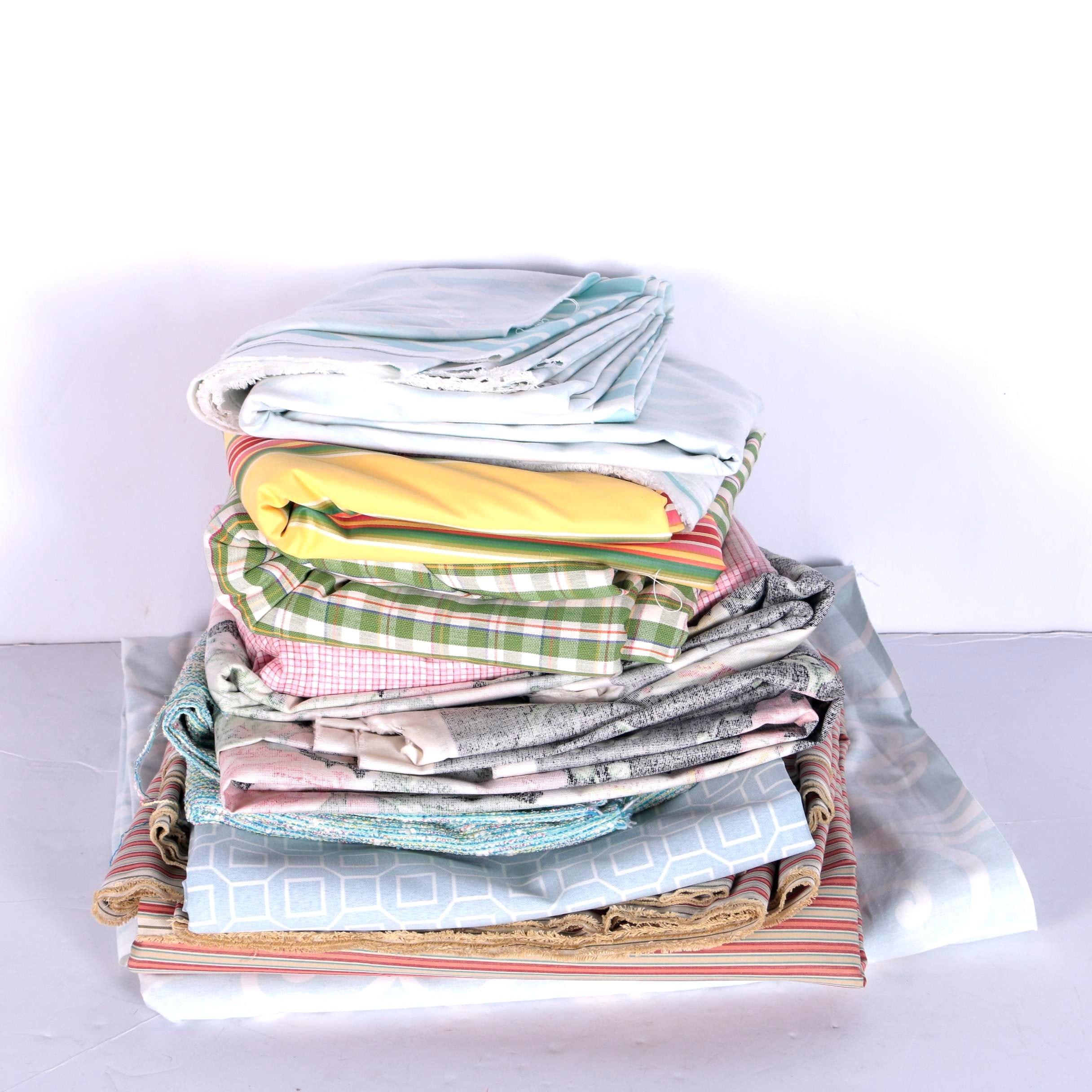Decorative Fabric Remnants