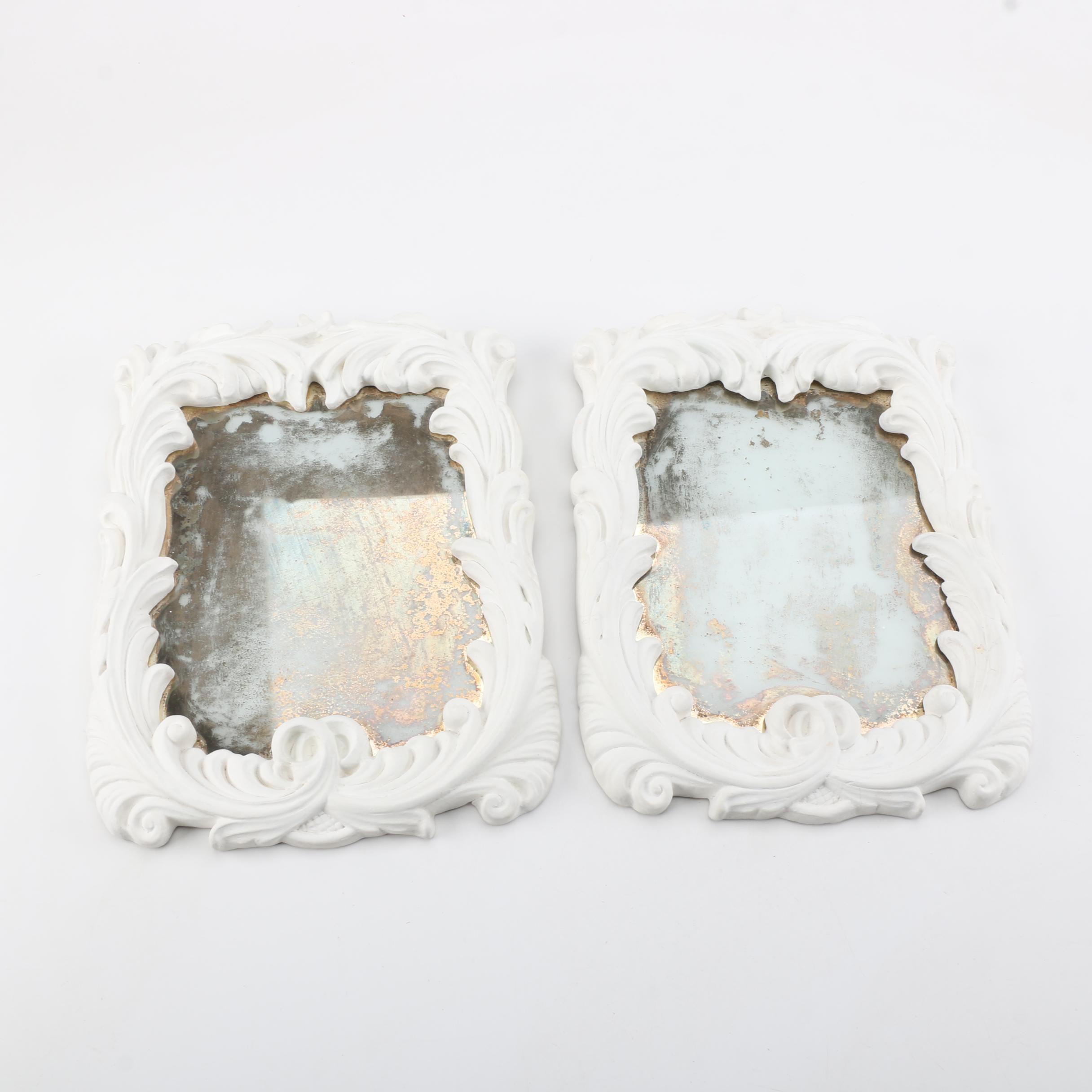 Ceramic Framed Mirrors