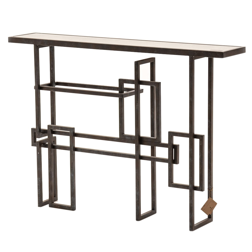 Medium image of accent table by uttermost