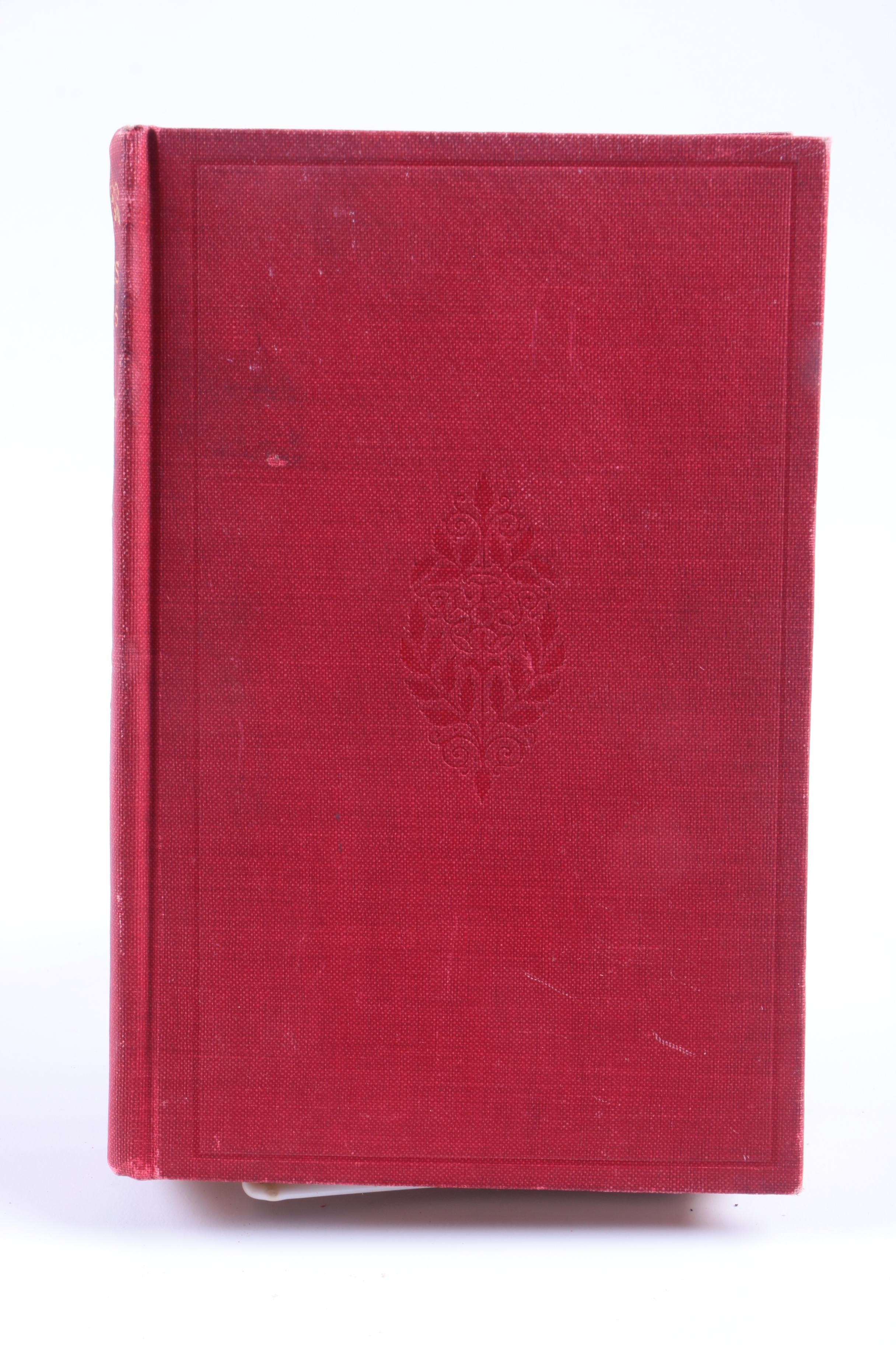 """1911 """"Anniversary Edition"""" Charles Dickens Volumes"""