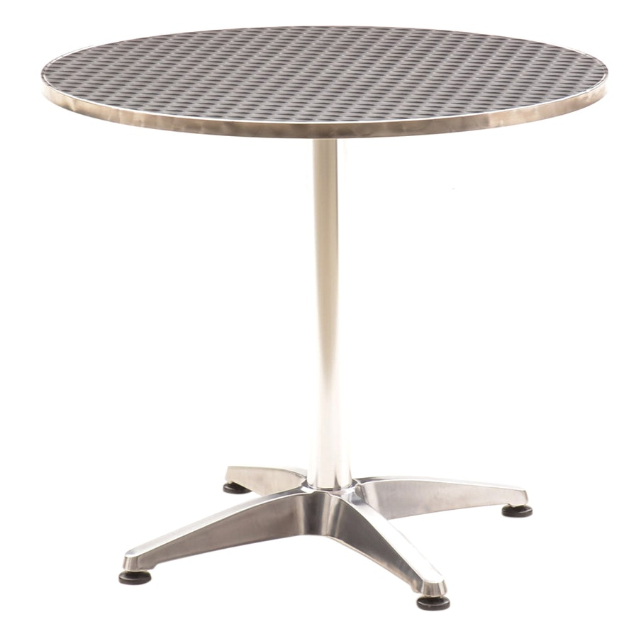 Mid Century Modern Bistro Table EBTH - Mid century modern bistro table