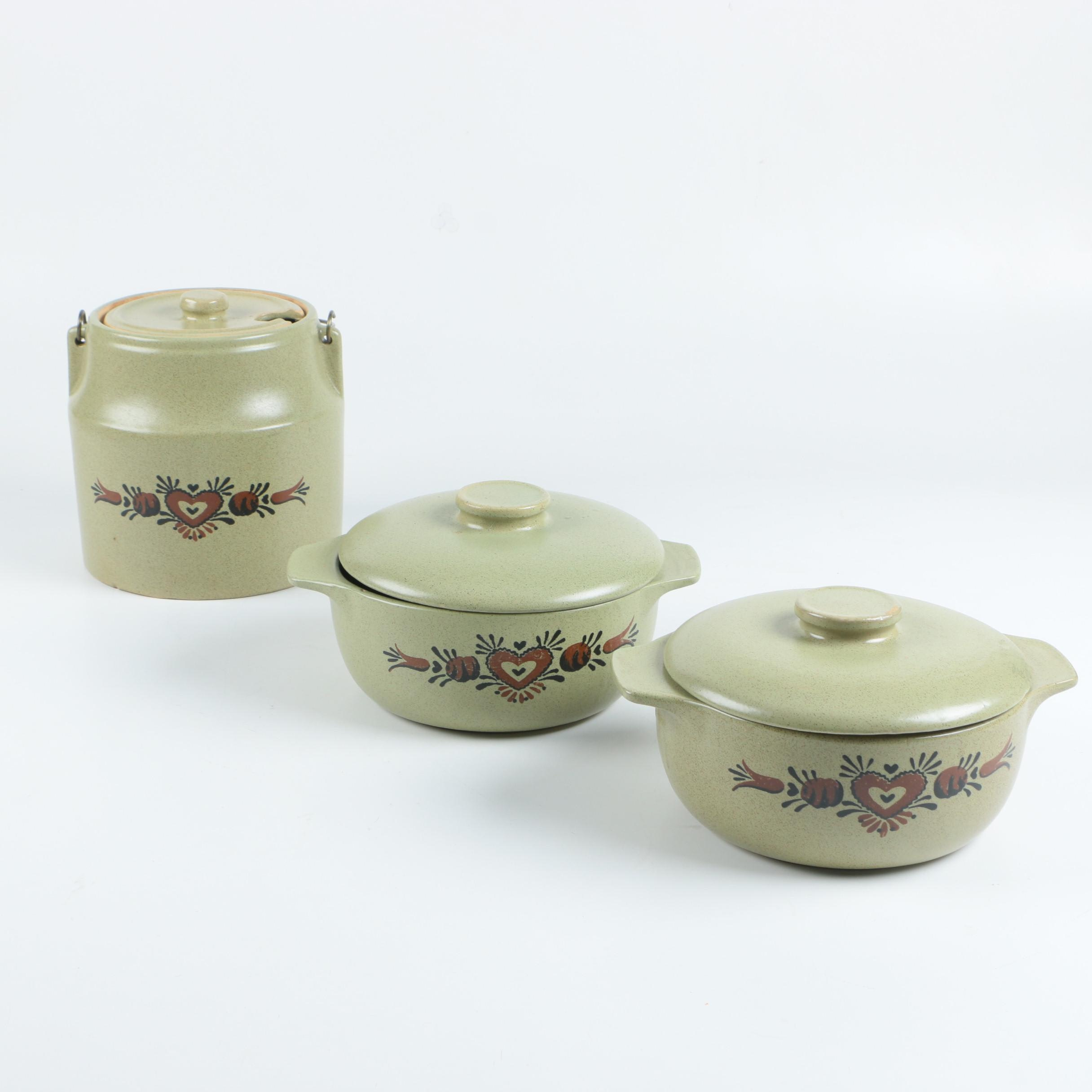 Vintage Western Stoneware Company Cookware