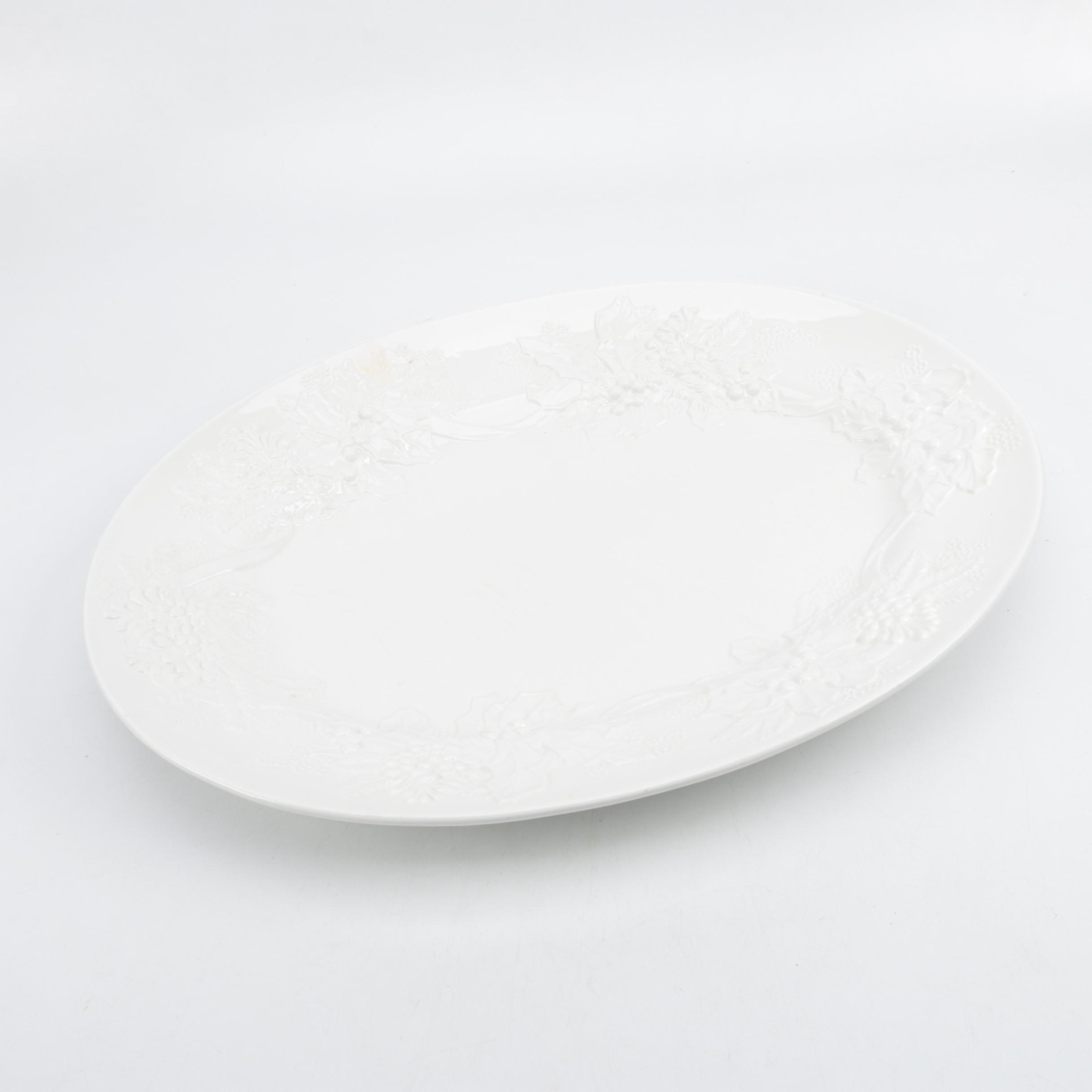 Este Ceramiche Serving Platter