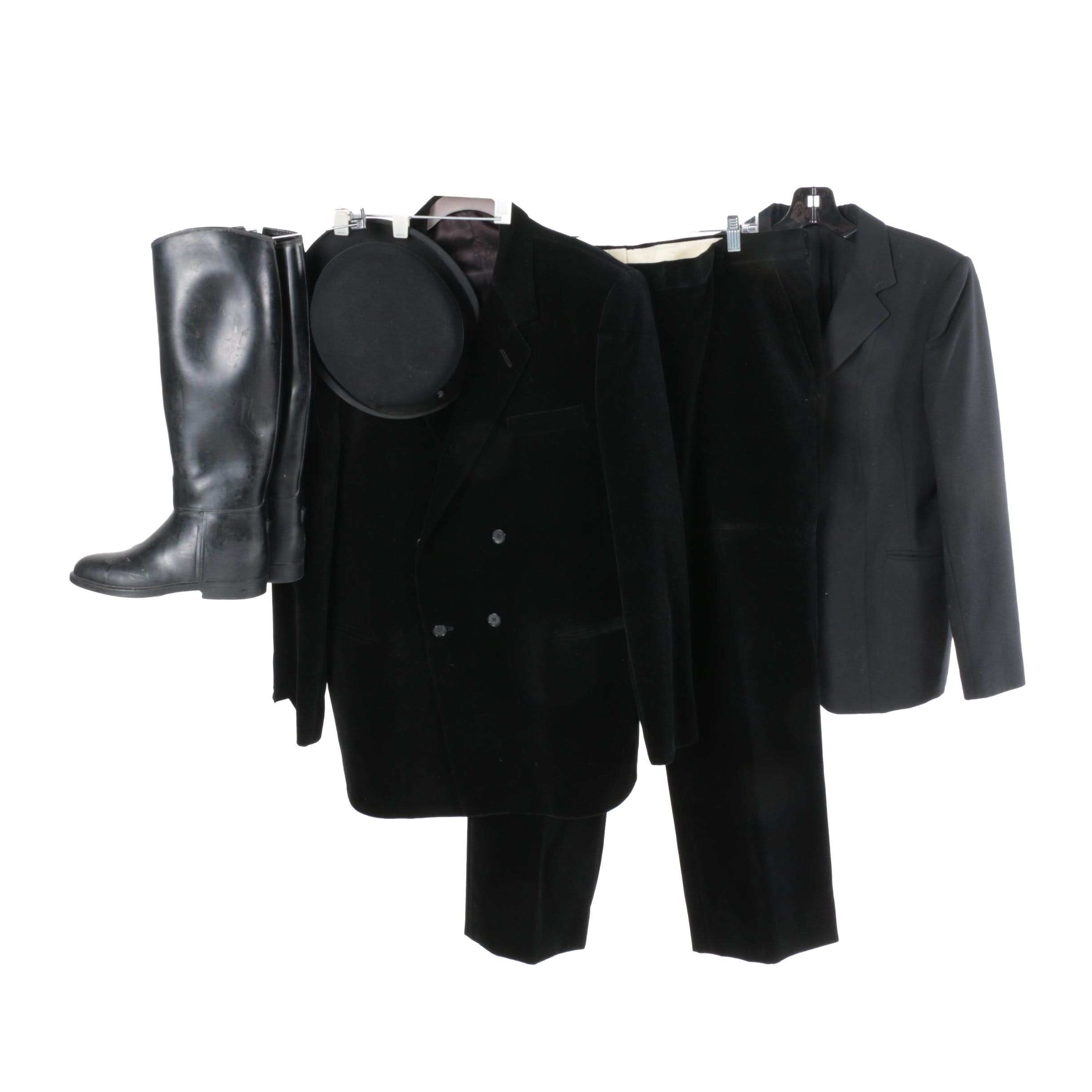 Men's and Women's Equestrian Clothing and Boots